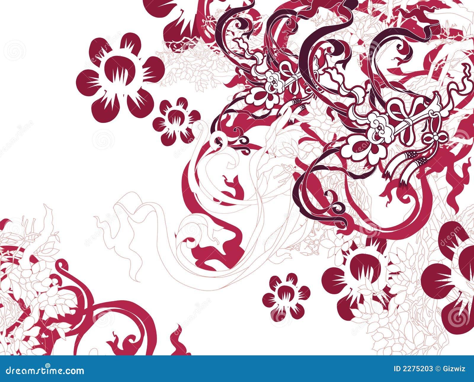 chinesische blumen bl te stockfotos bild 2275203. Black Bedroom Furniture Sets. Home Design Ideas