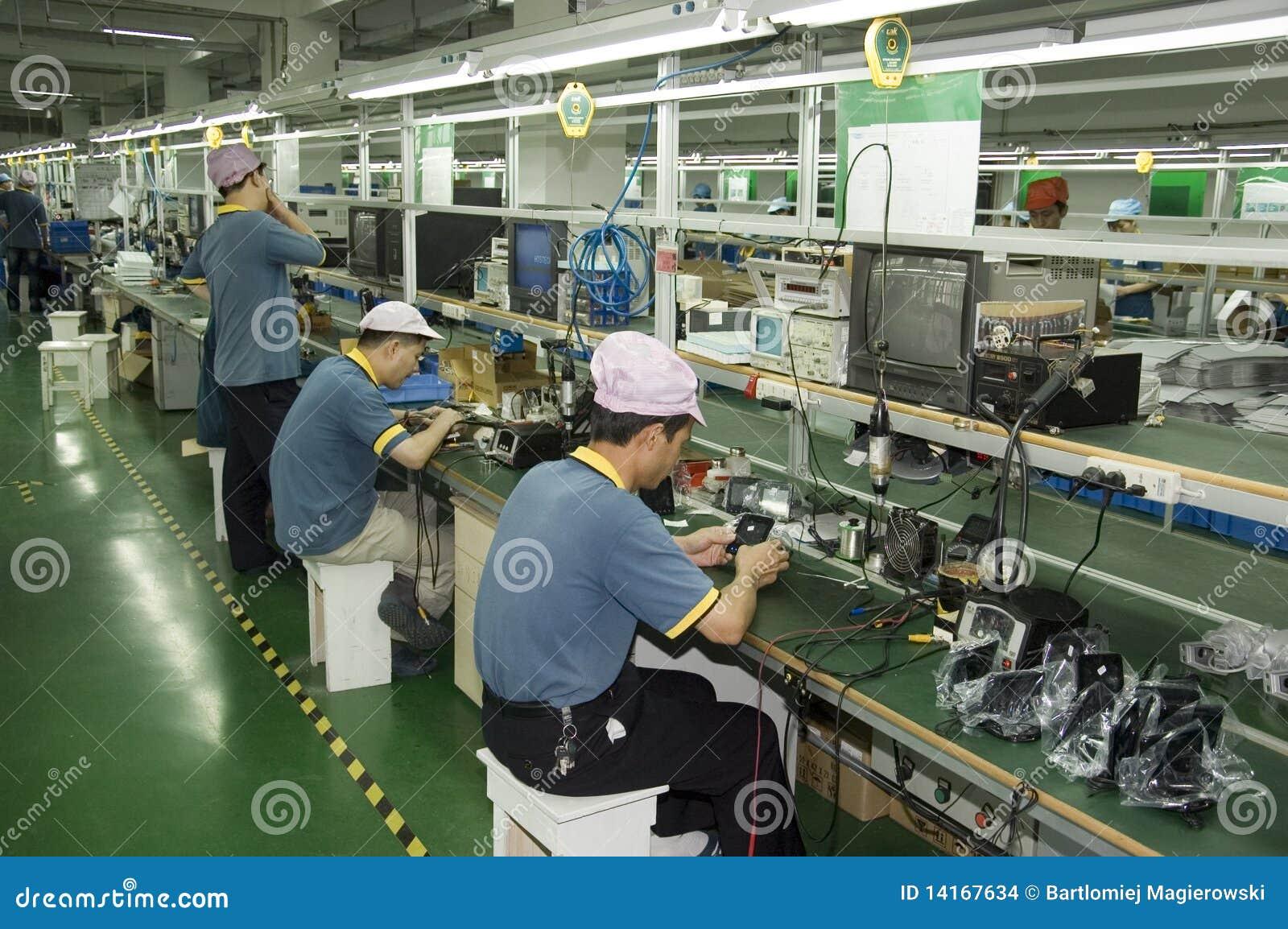 Chinesische Fabrik für CCTV-Kamera