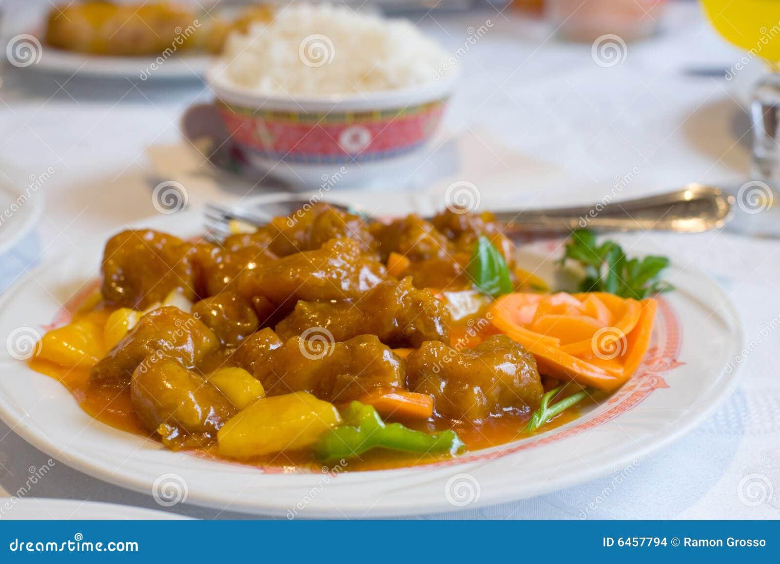 Chinesische Nahrung