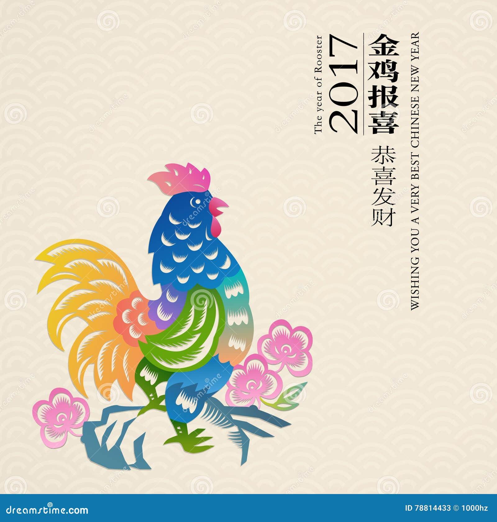 Chinesischer neues Jahr-Hintergrund