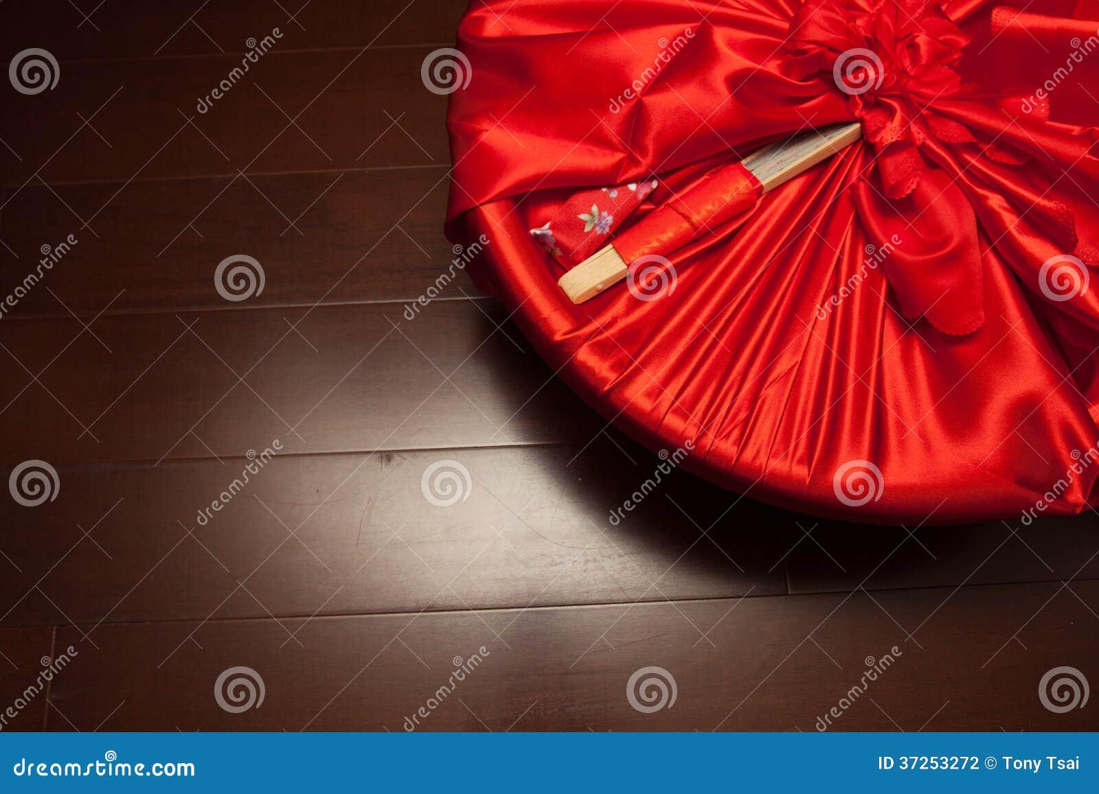 Chinesisches Hochzeitsgeschenk Stockfoto Bild Von