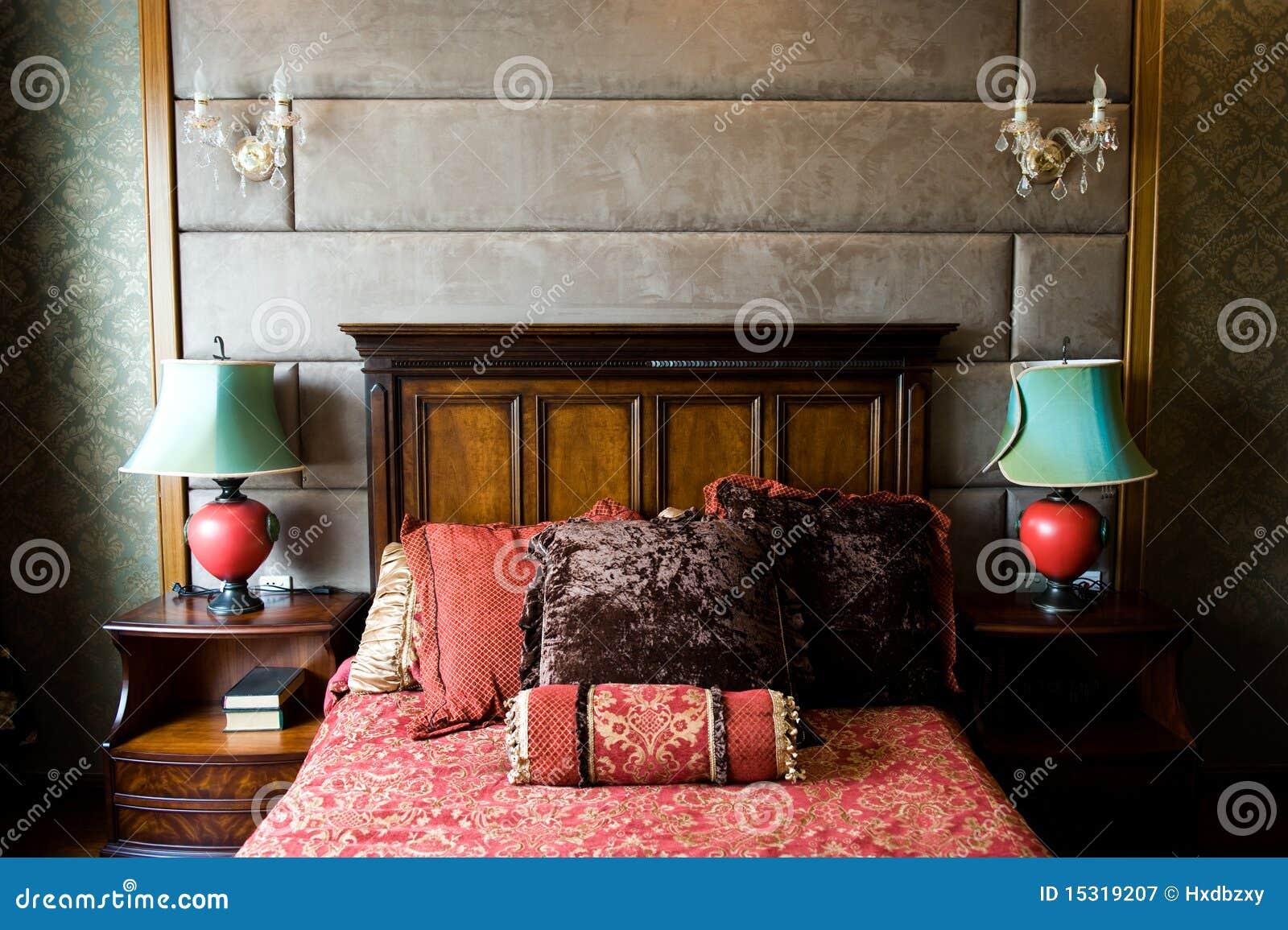 Chinesisches Schlafzimmer