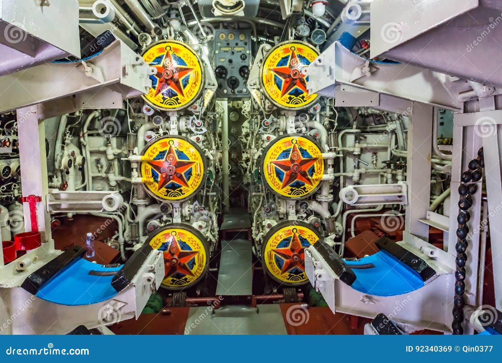 Chinesisches Unterseeboot