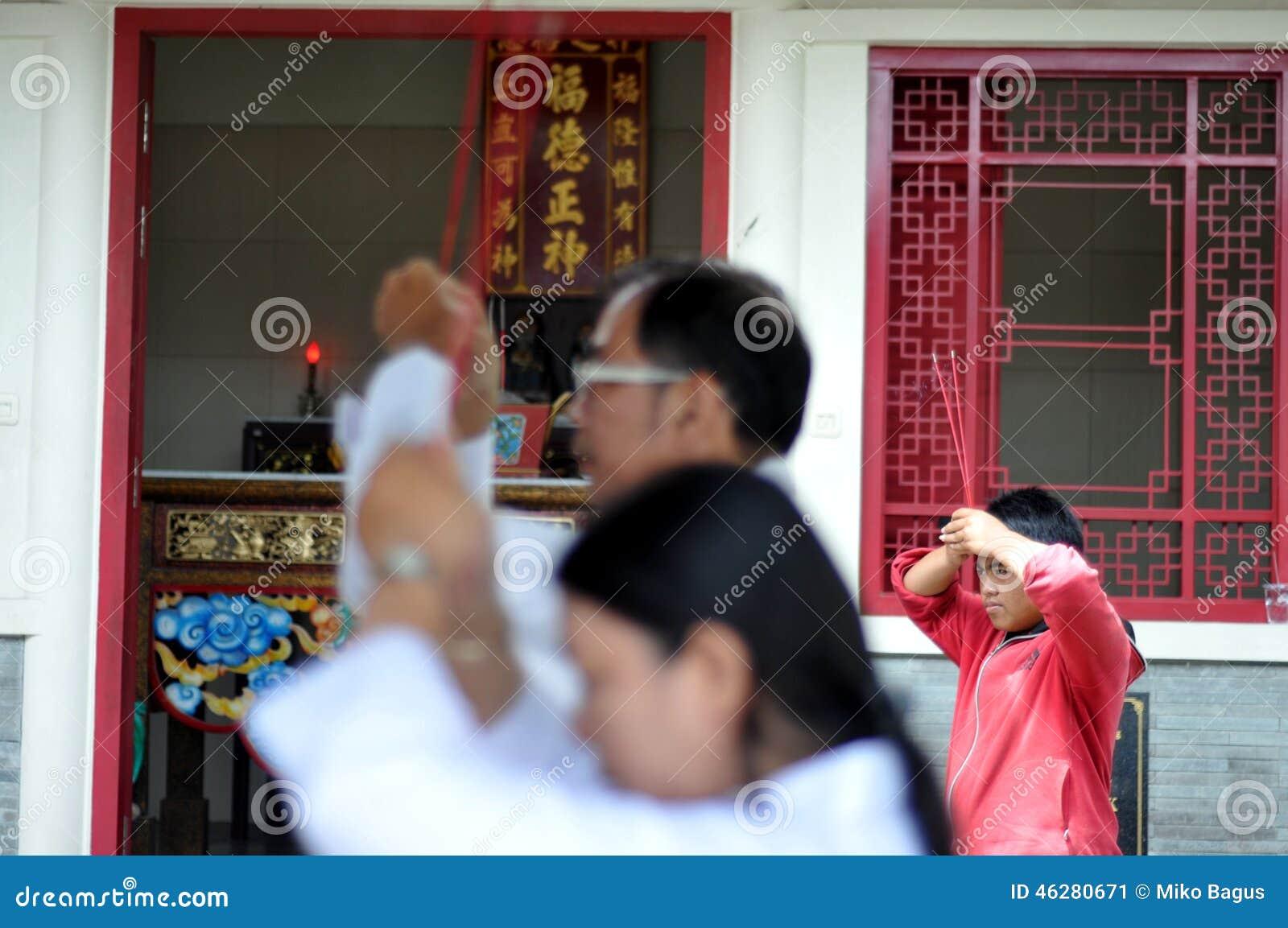 Ching Bing-ritueel