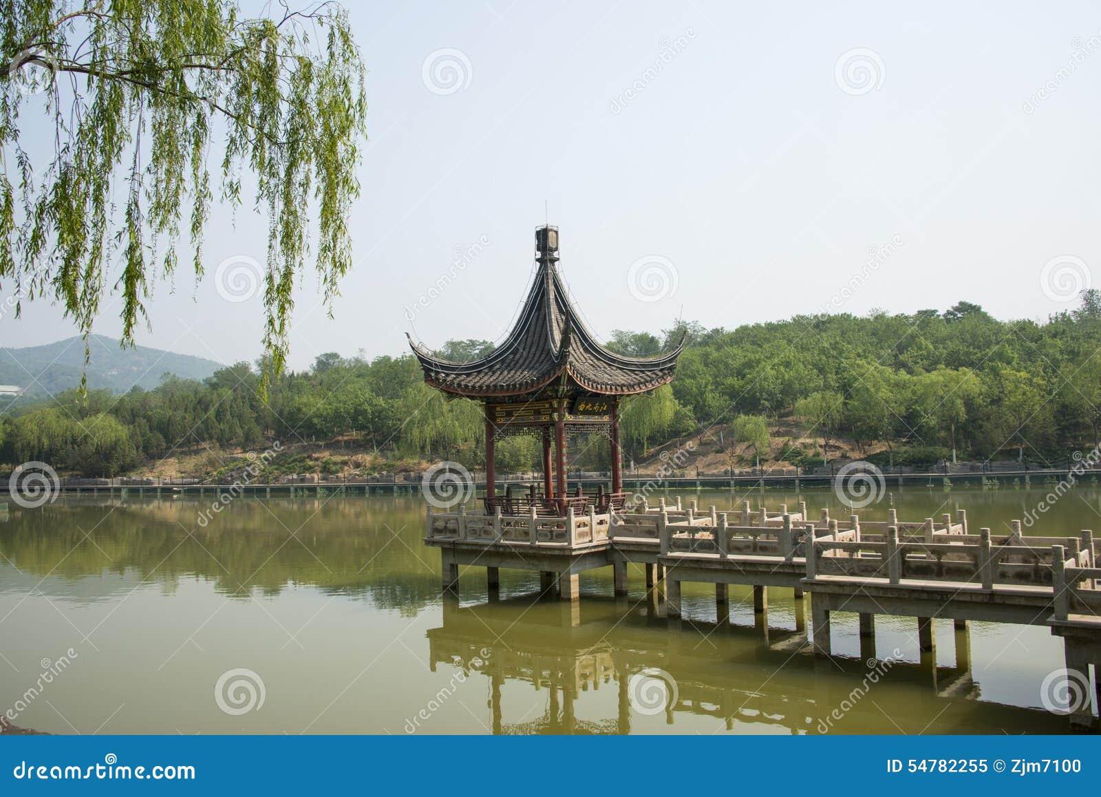 Chinois de l 39 asie p kin palais du nord forest park for Architecture de jardin