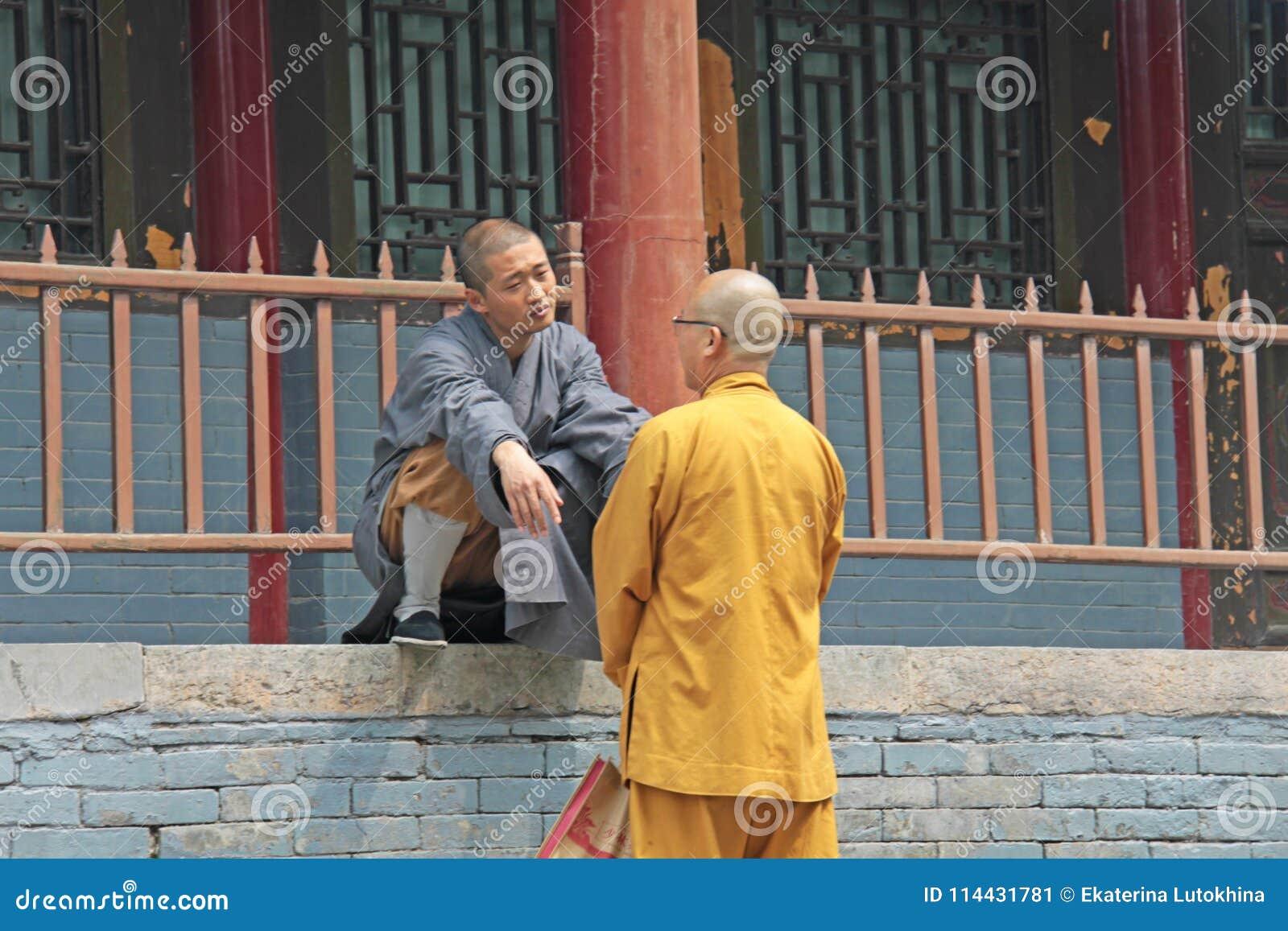 Chiny Shaolin, Kwiecień, - 11, 2012 Michaelita Shaolin monaster,