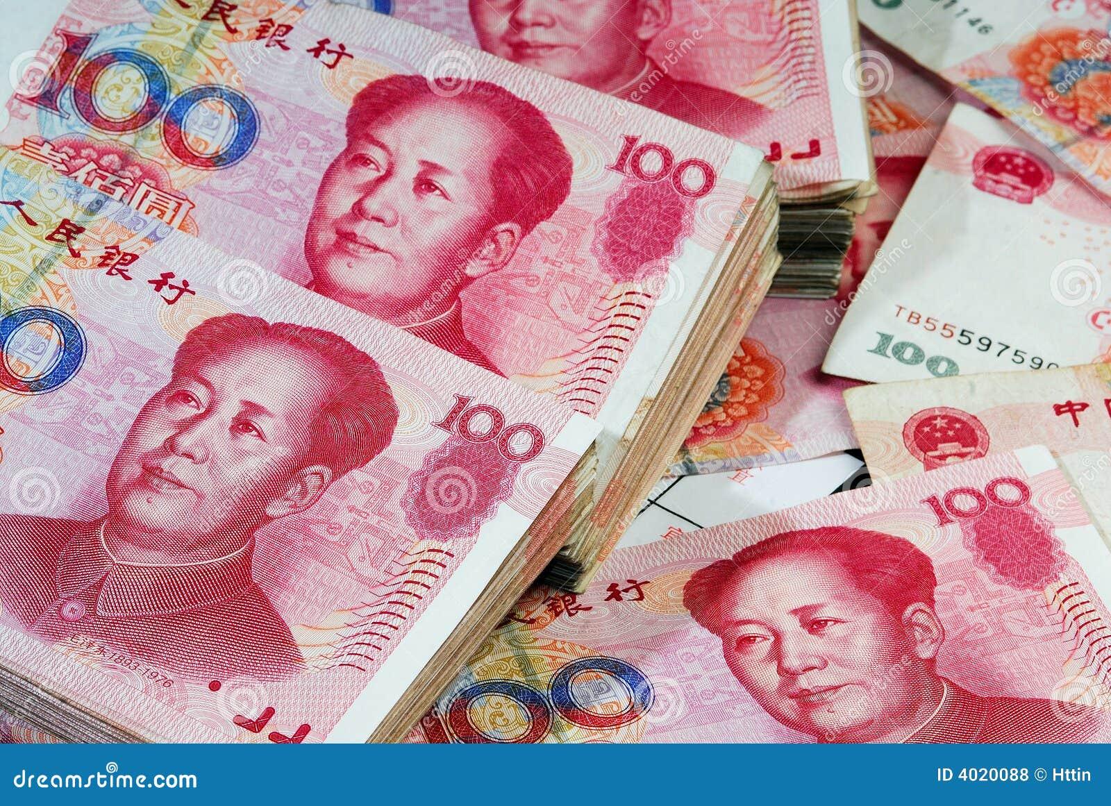 Chiny waluty