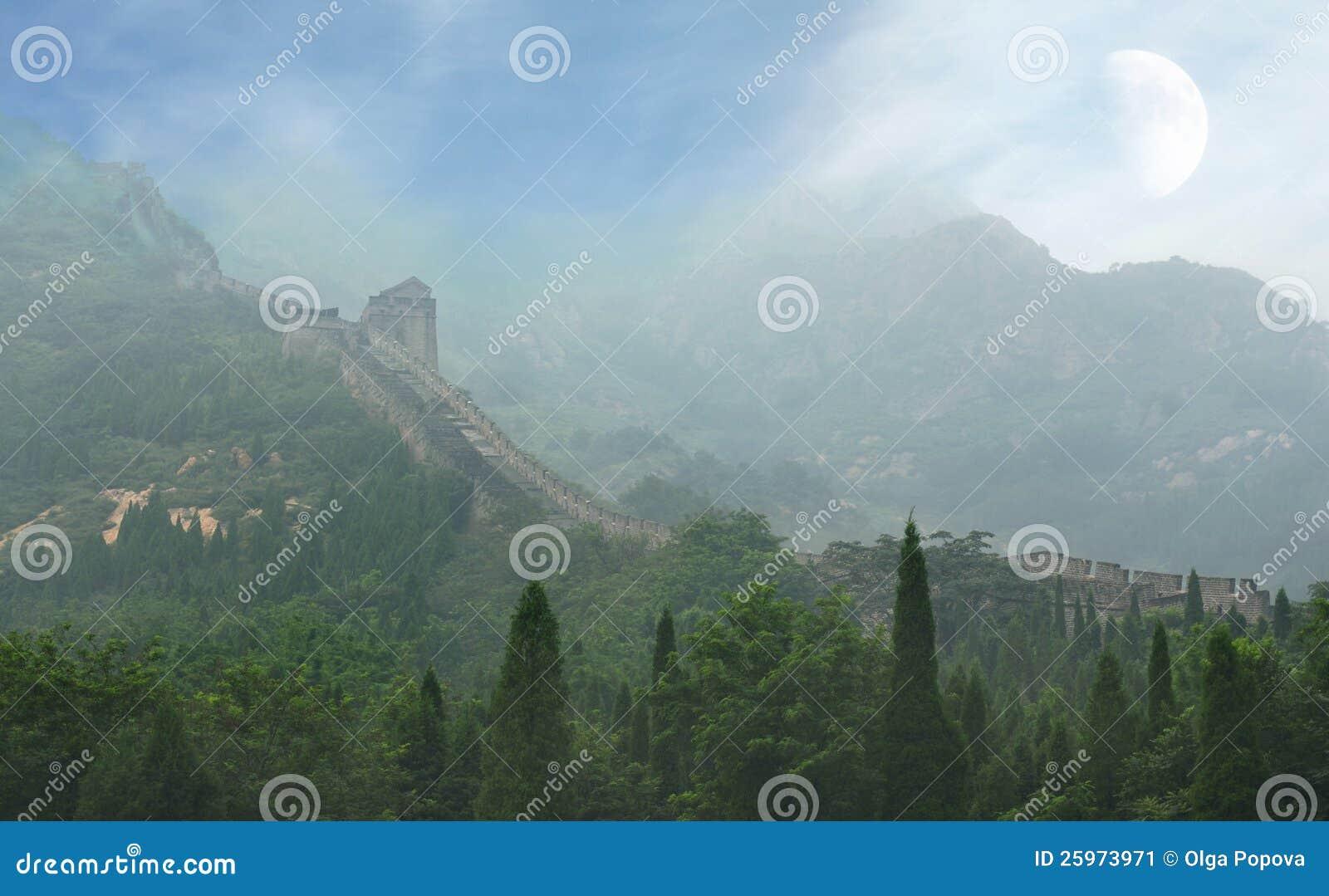 Chiny Wielki Mur