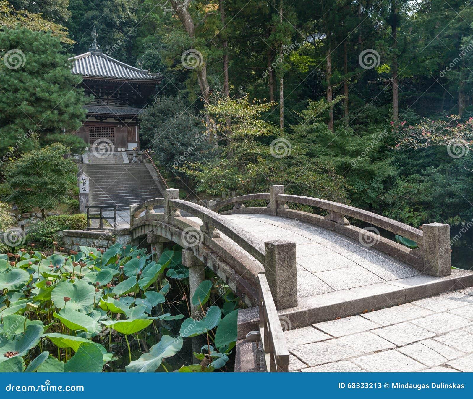 Chion-im Schreingarten Tempel in Higashiyama-ku, Kyoto, Japan Hauptsitze des Jodo-shu Shri