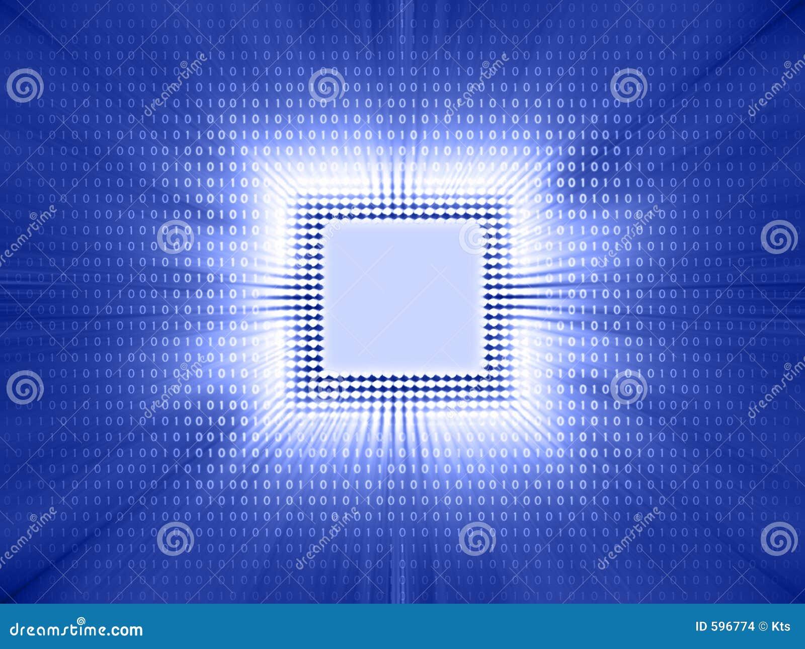 Chip-binärer Code