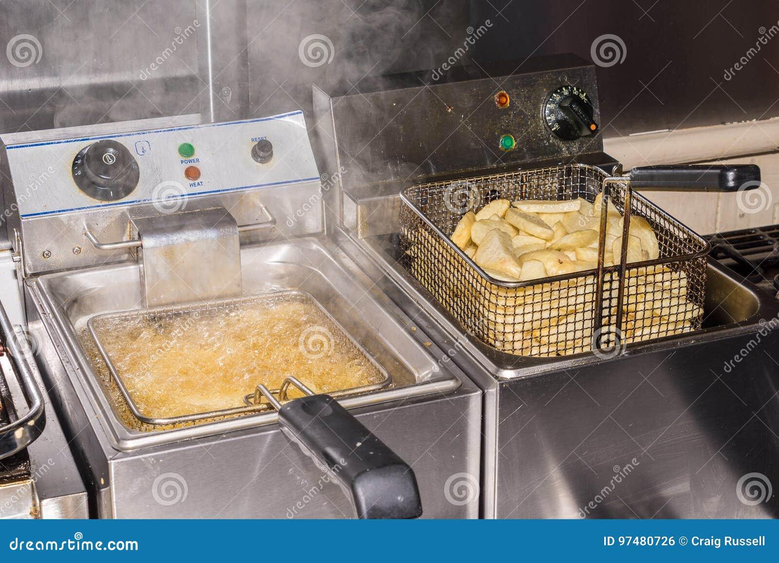 Chip Fryers con il chip