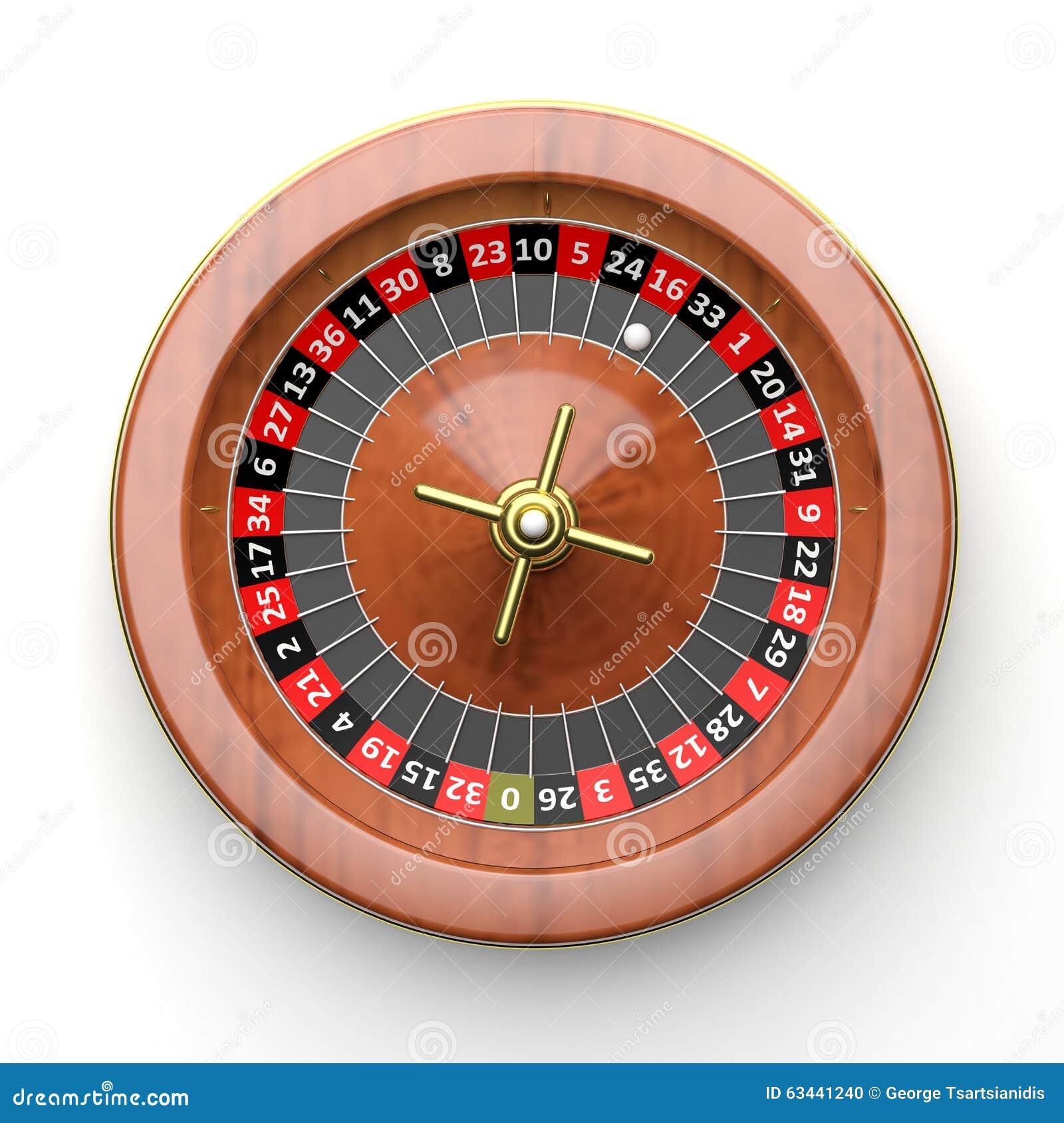 Chip & roulette di mazza