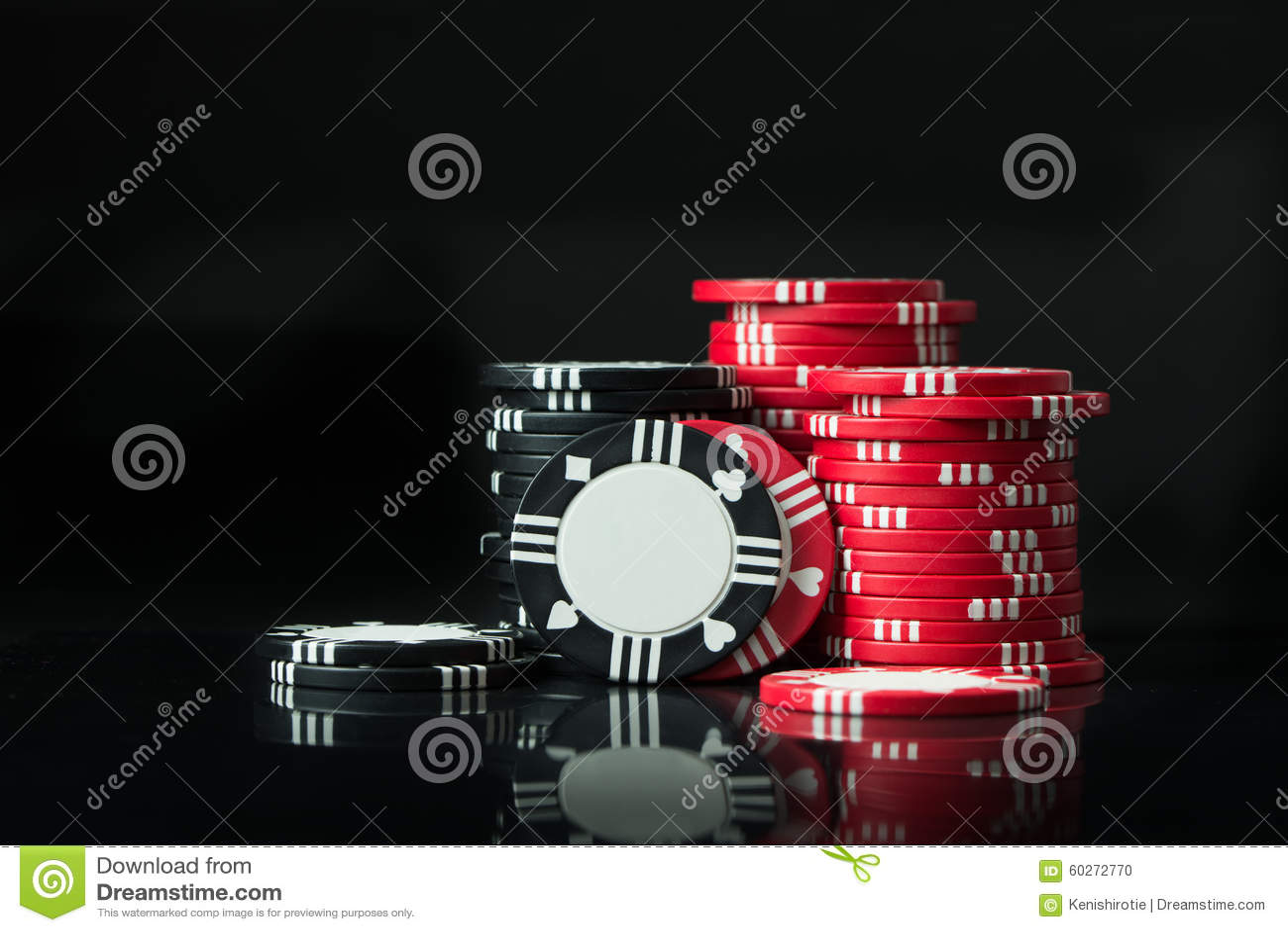 Chip w pokera