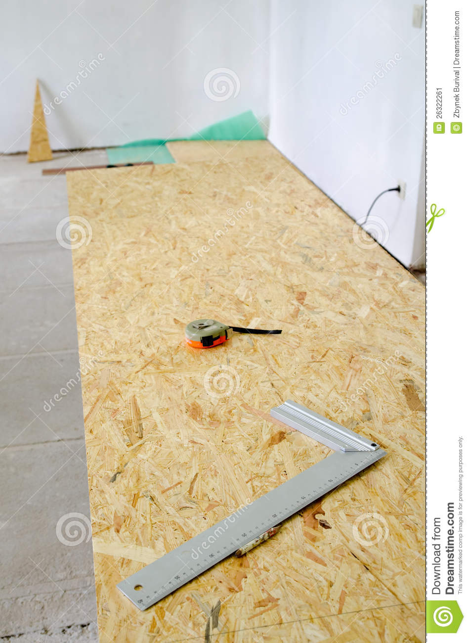 how to fix chipboard flooring