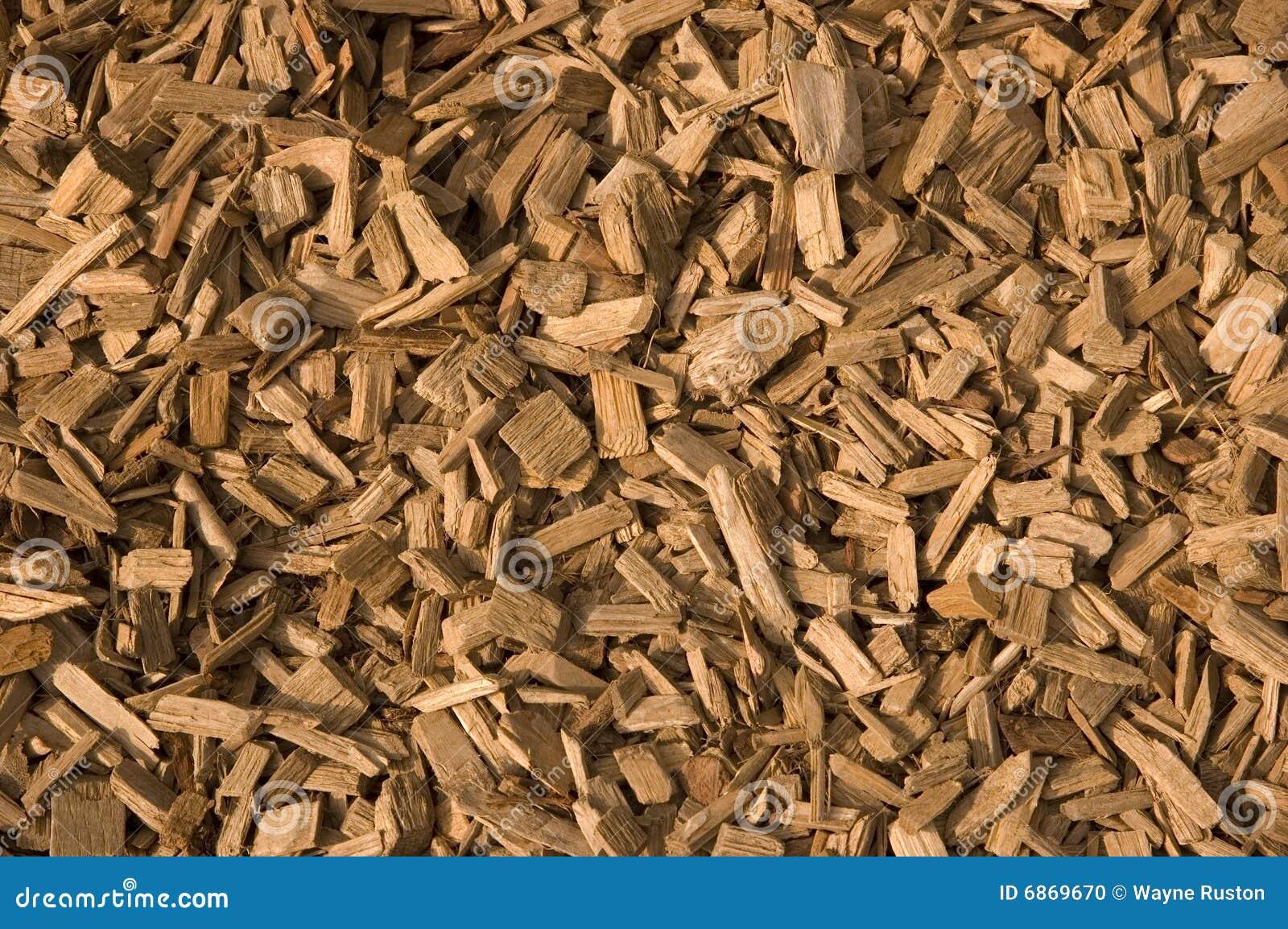 Chippings деревянные