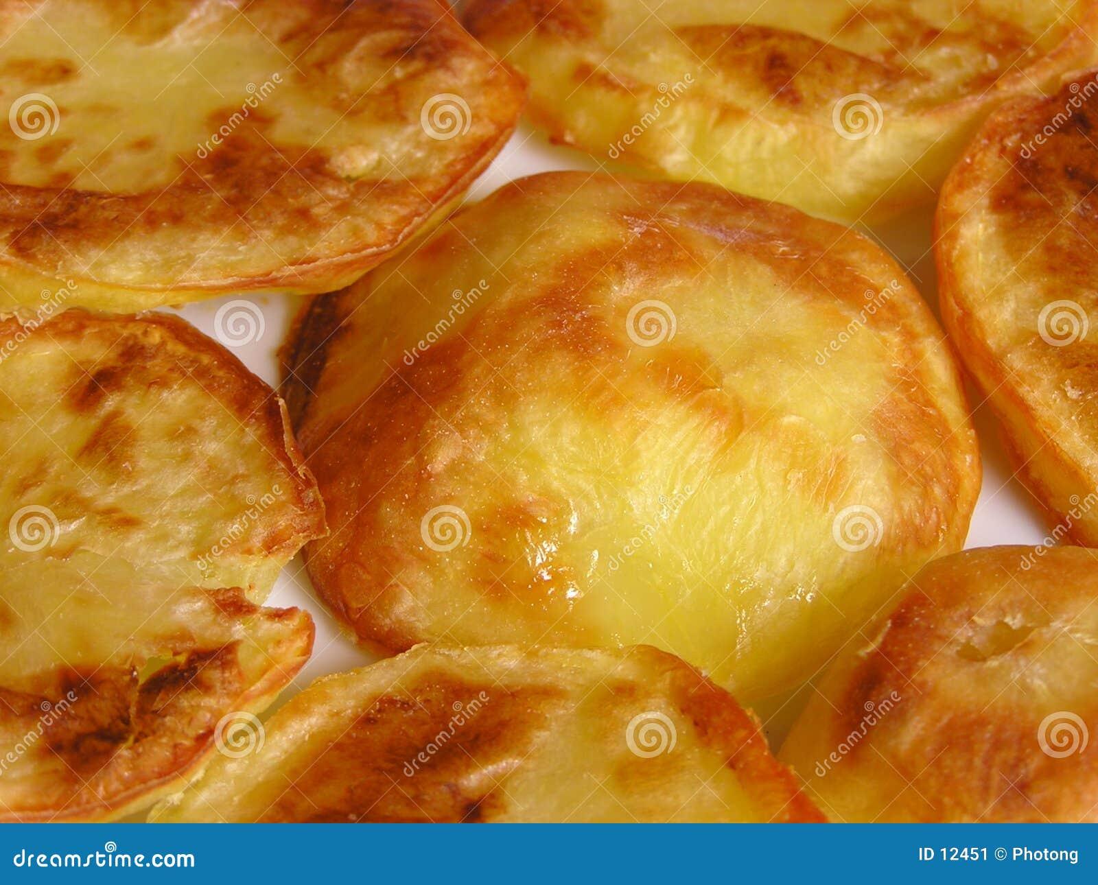 Chips potatisen