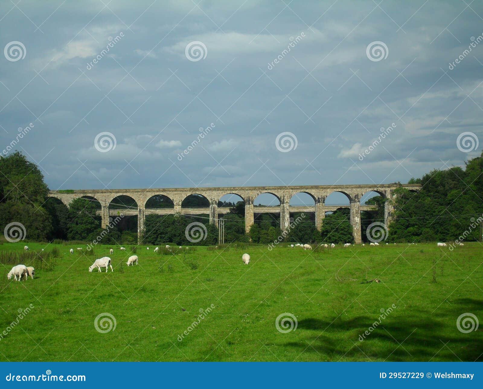 Chirk o aquaduct