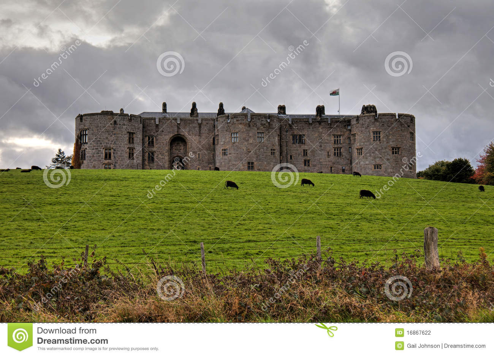 Chirk o castelo