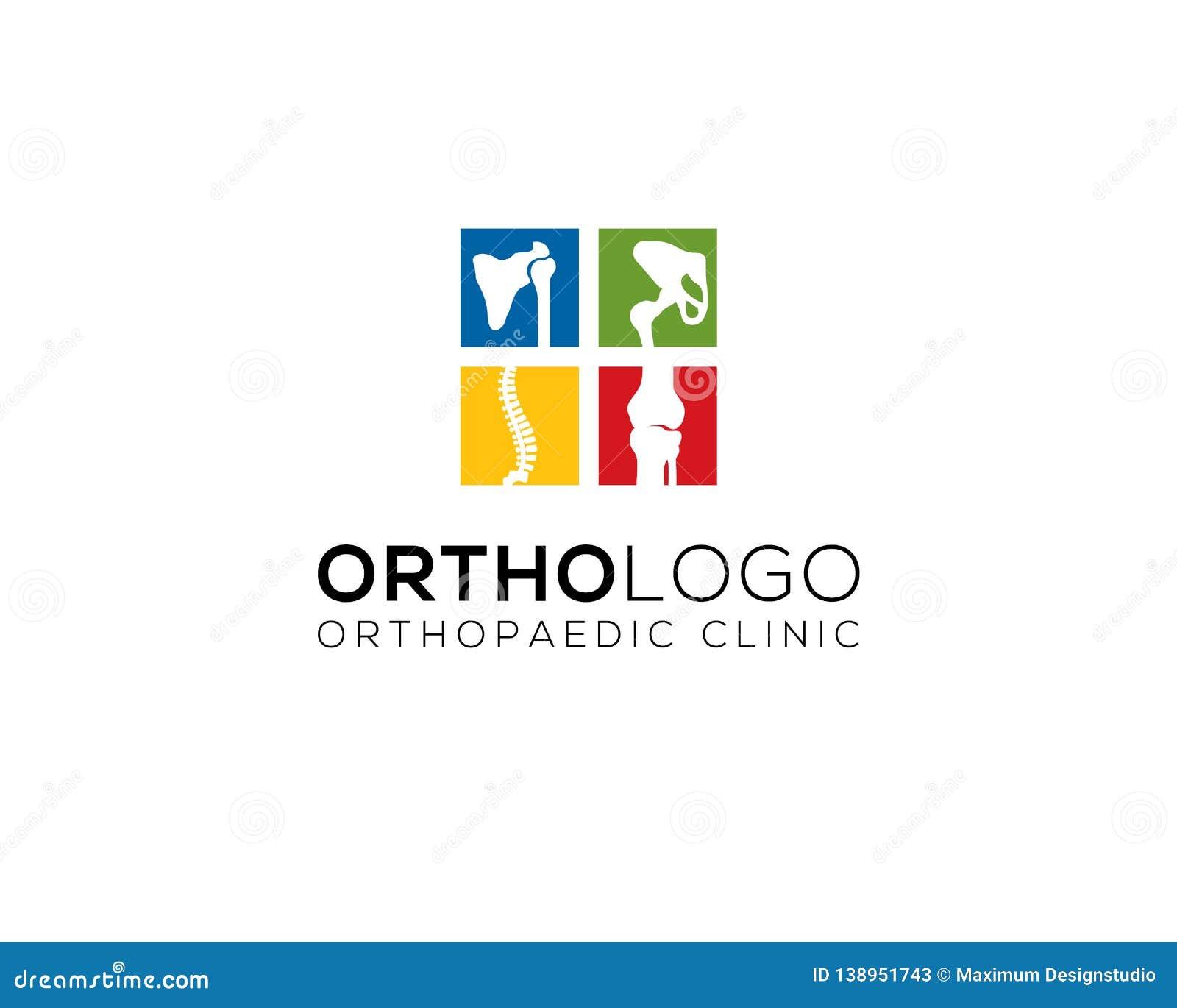 Orthopedic Logo Stock Illustrations 6 398 Orthopedic Logo Stock Illustrations Vectors Clipart Dreamstime