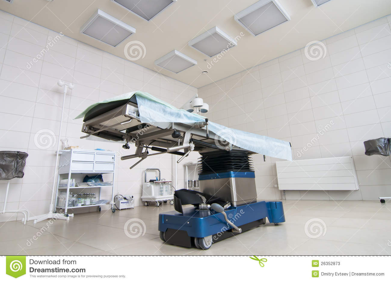 Chirurgische Tabelle 3