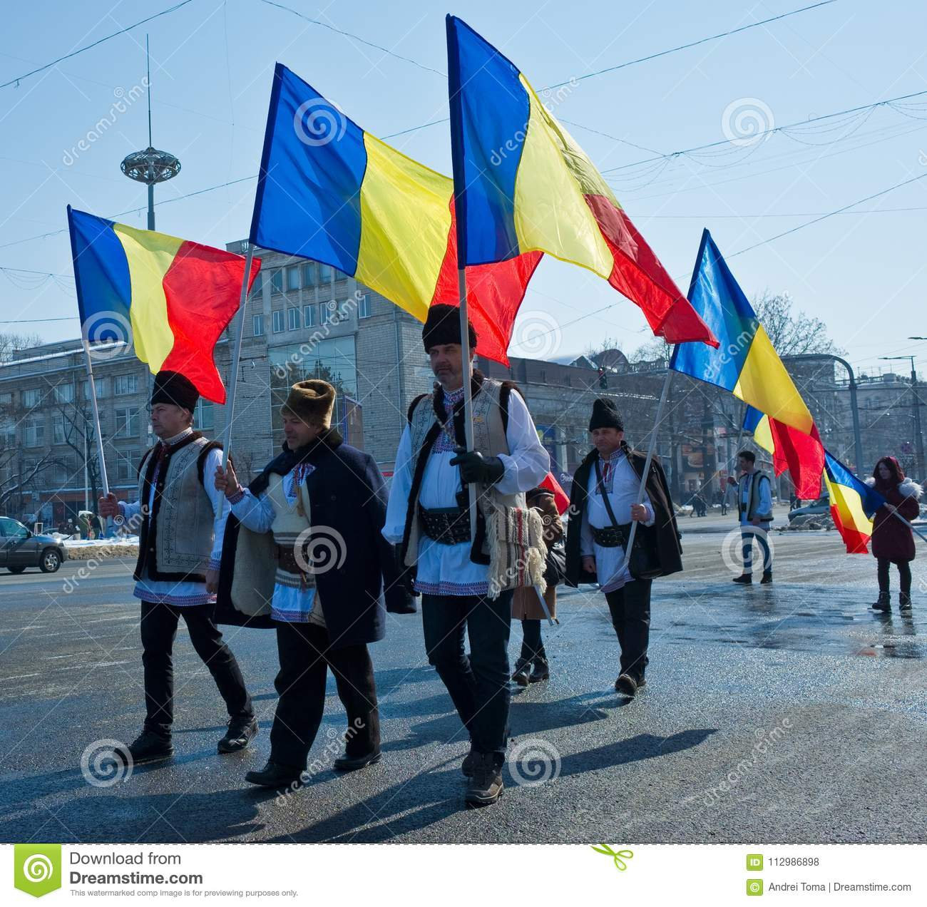 Chisinau, Republic of Moldova, March, 25th, 2018, Great Centenary Assembly