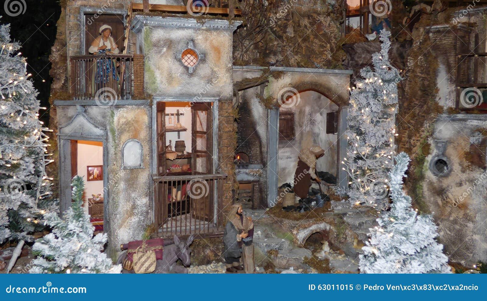 The Chistmas Crib