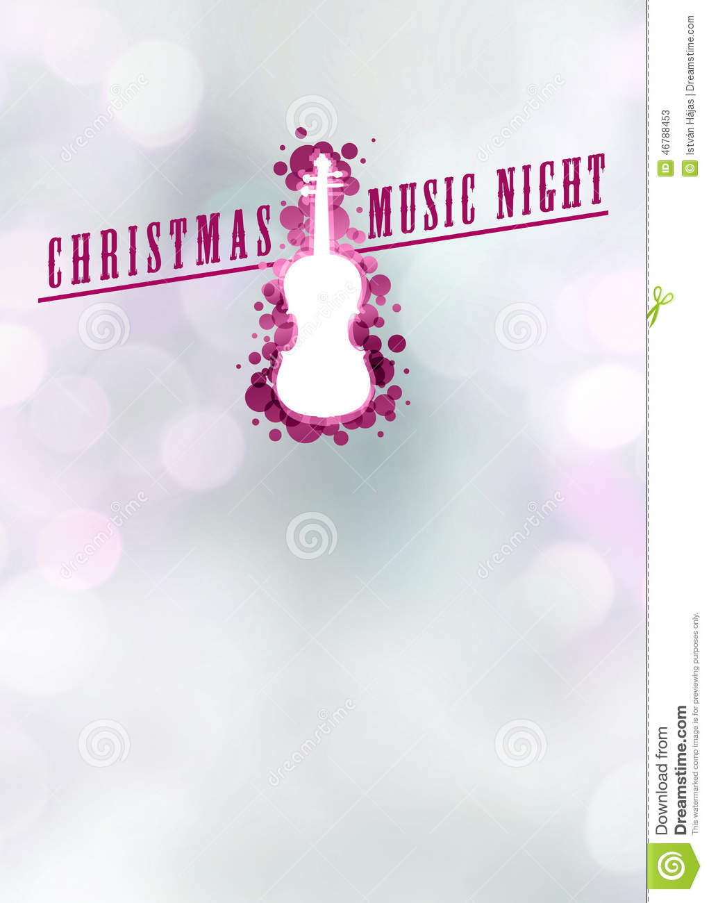 chistmas music or concert background stock photo image  chistmas music or concert background