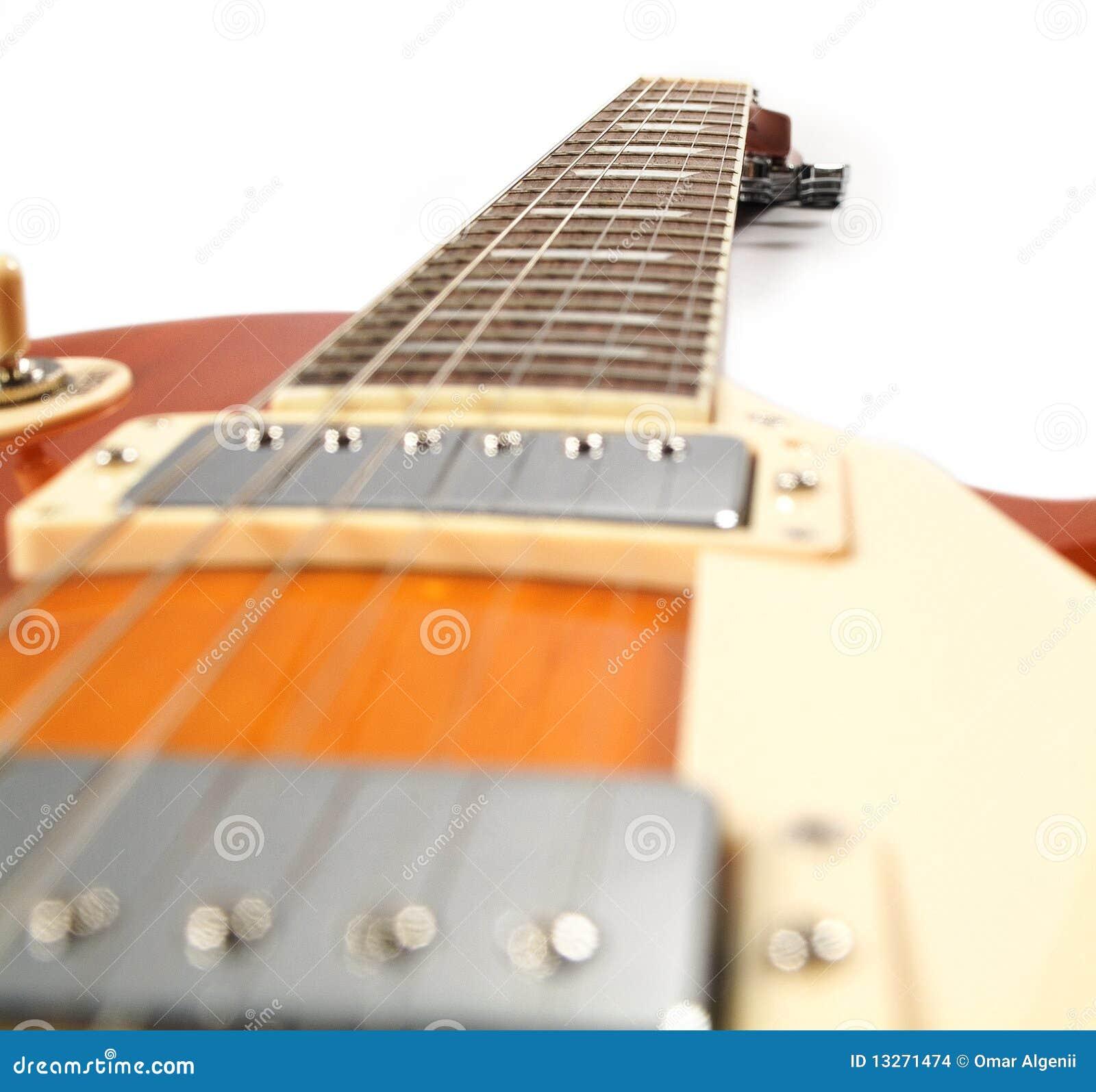 Chitarra dell arancio degli azzurri