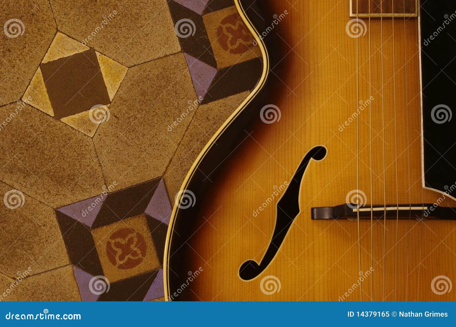 Chitarra di jazz