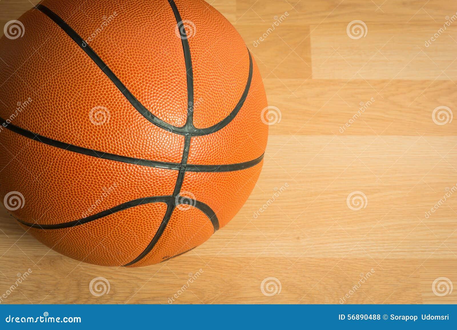 Chiuda su pallacanestro