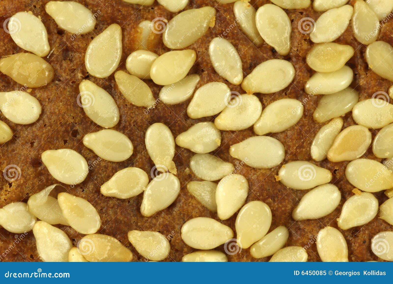 Chleb sezam