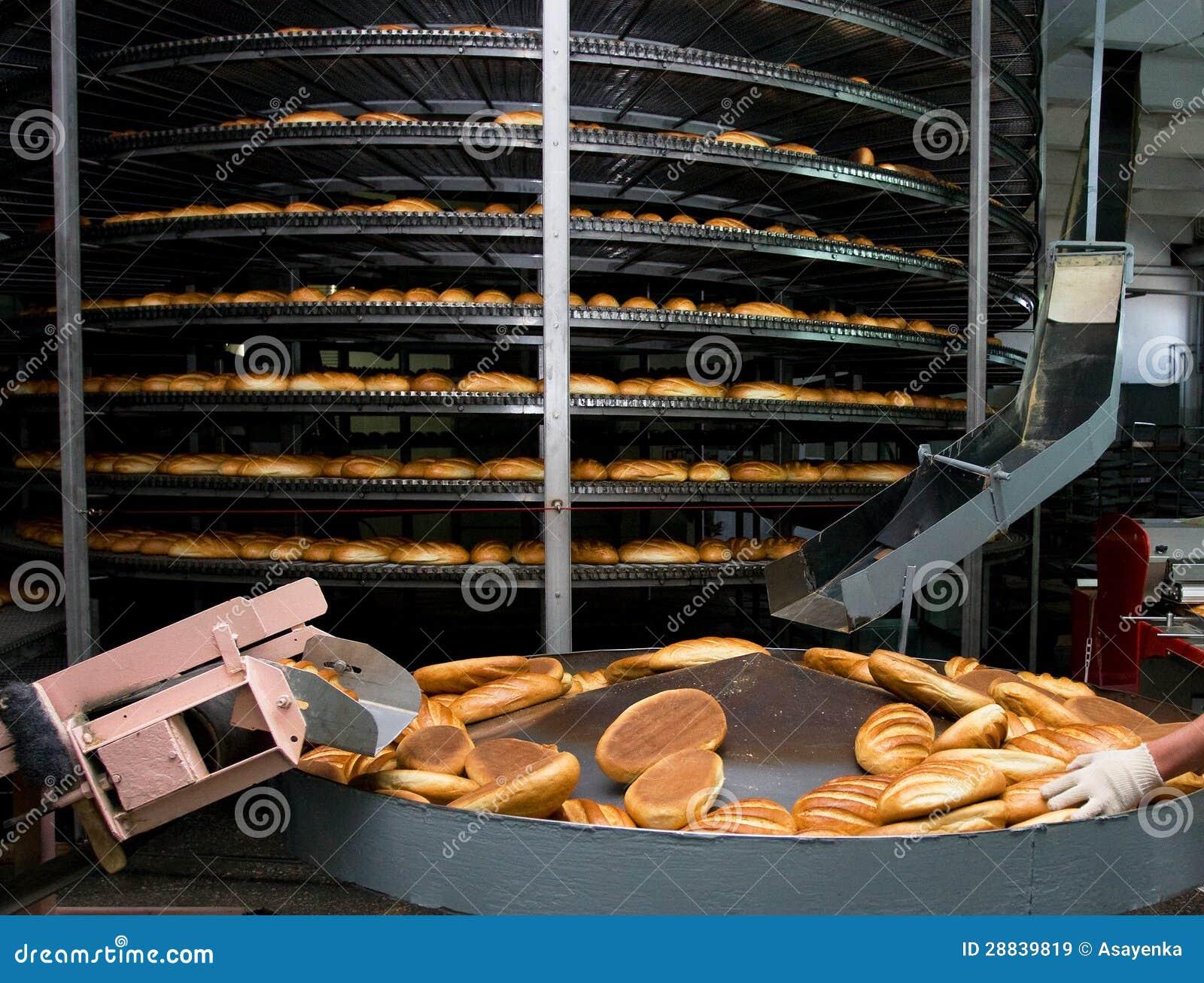 Chlebowa piekarnia