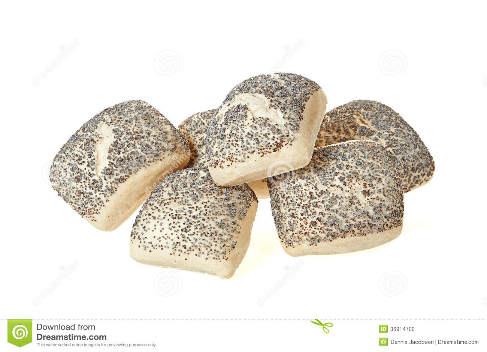 Chlebowe rolki