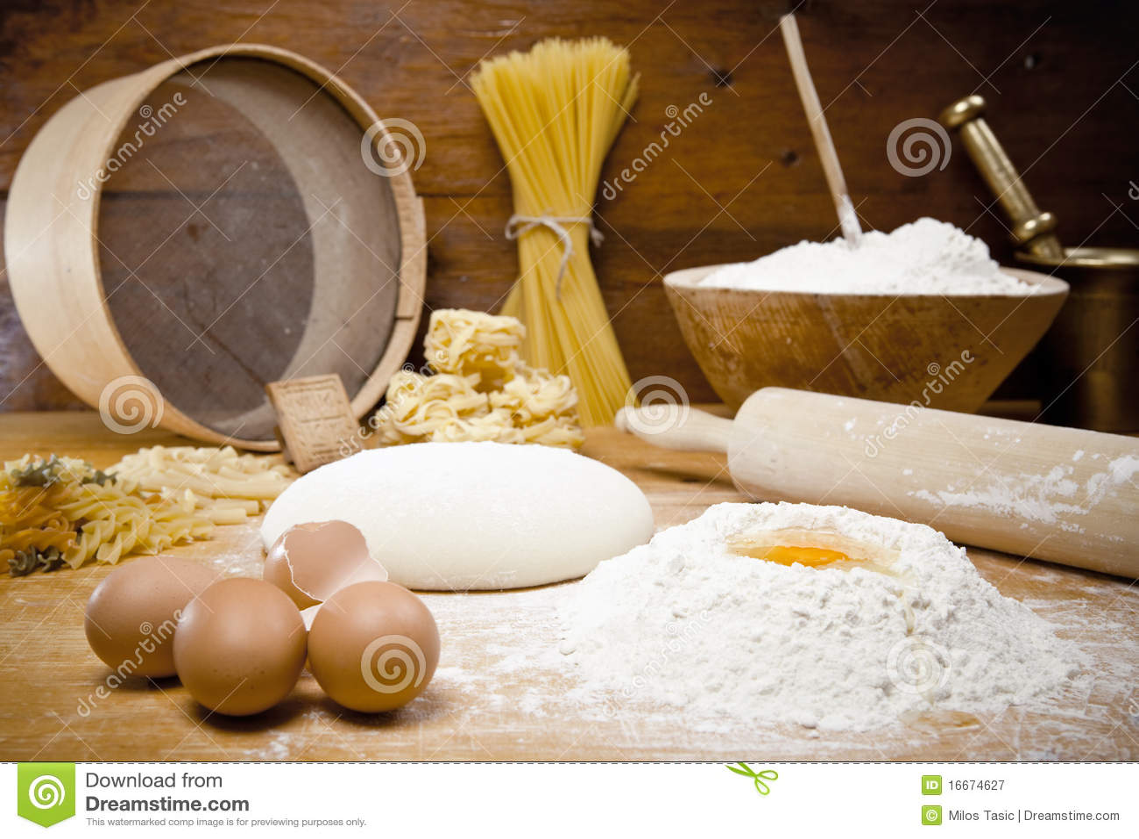Chlebowy kucharstwo