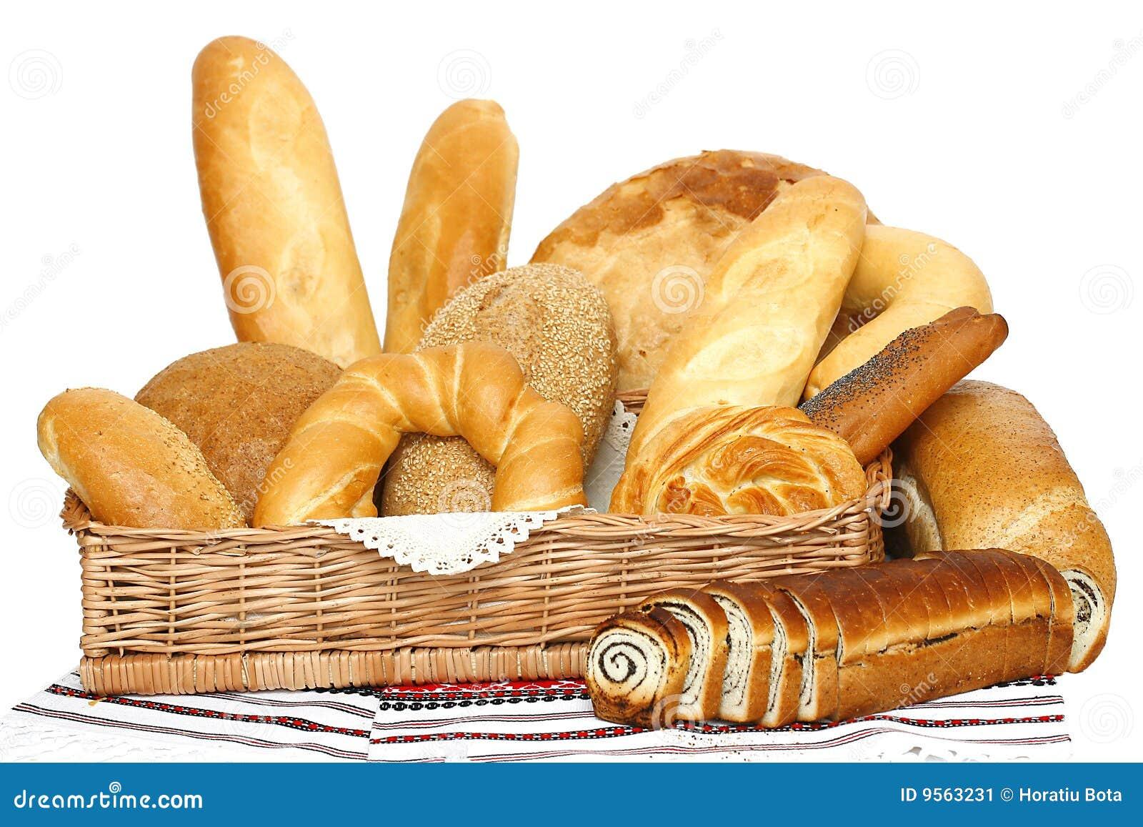 Chleby próżnują