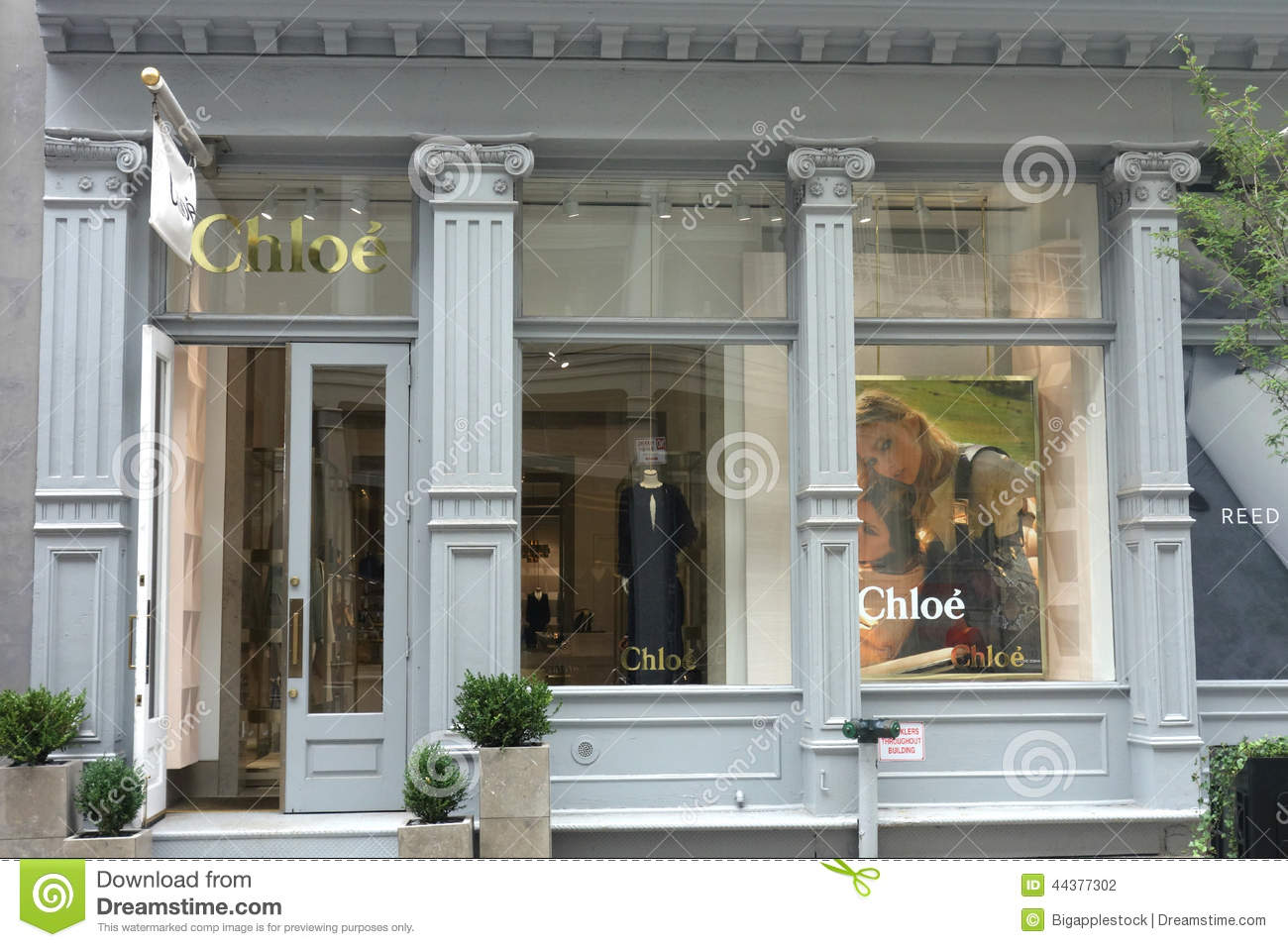 Chloé editorial photography. Image of shopping c312a8f02c70