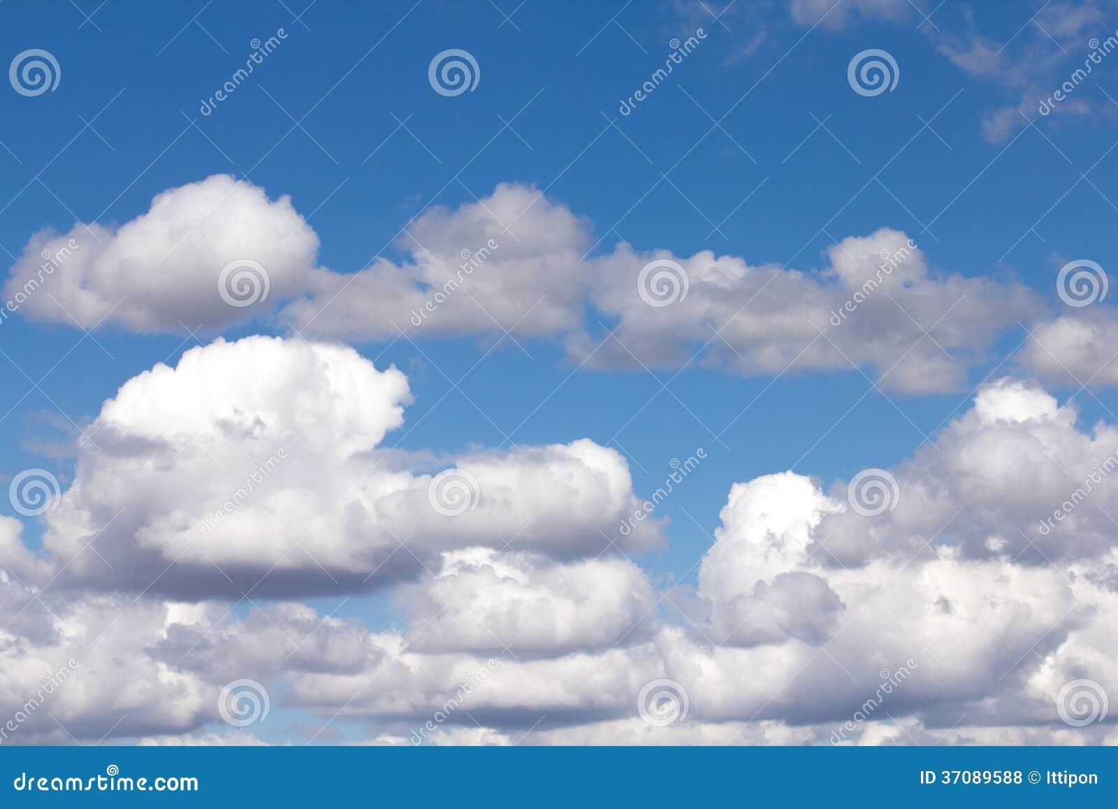 Download Chmura zdjęcie stock. Obraz złożonej z dzień, powietrze - 37089588