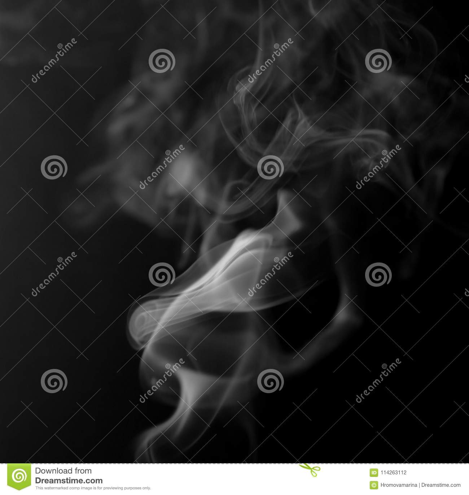 Chmury dymu