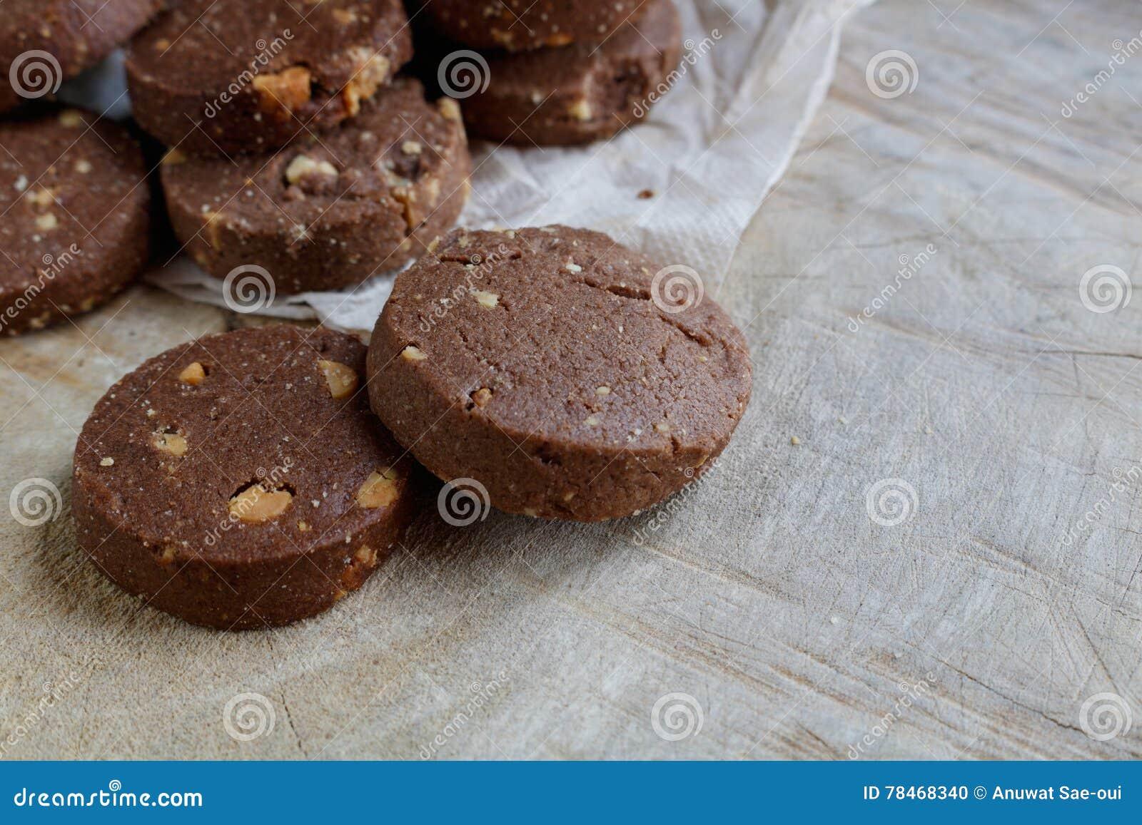 Chocoladekoekje met Cachou