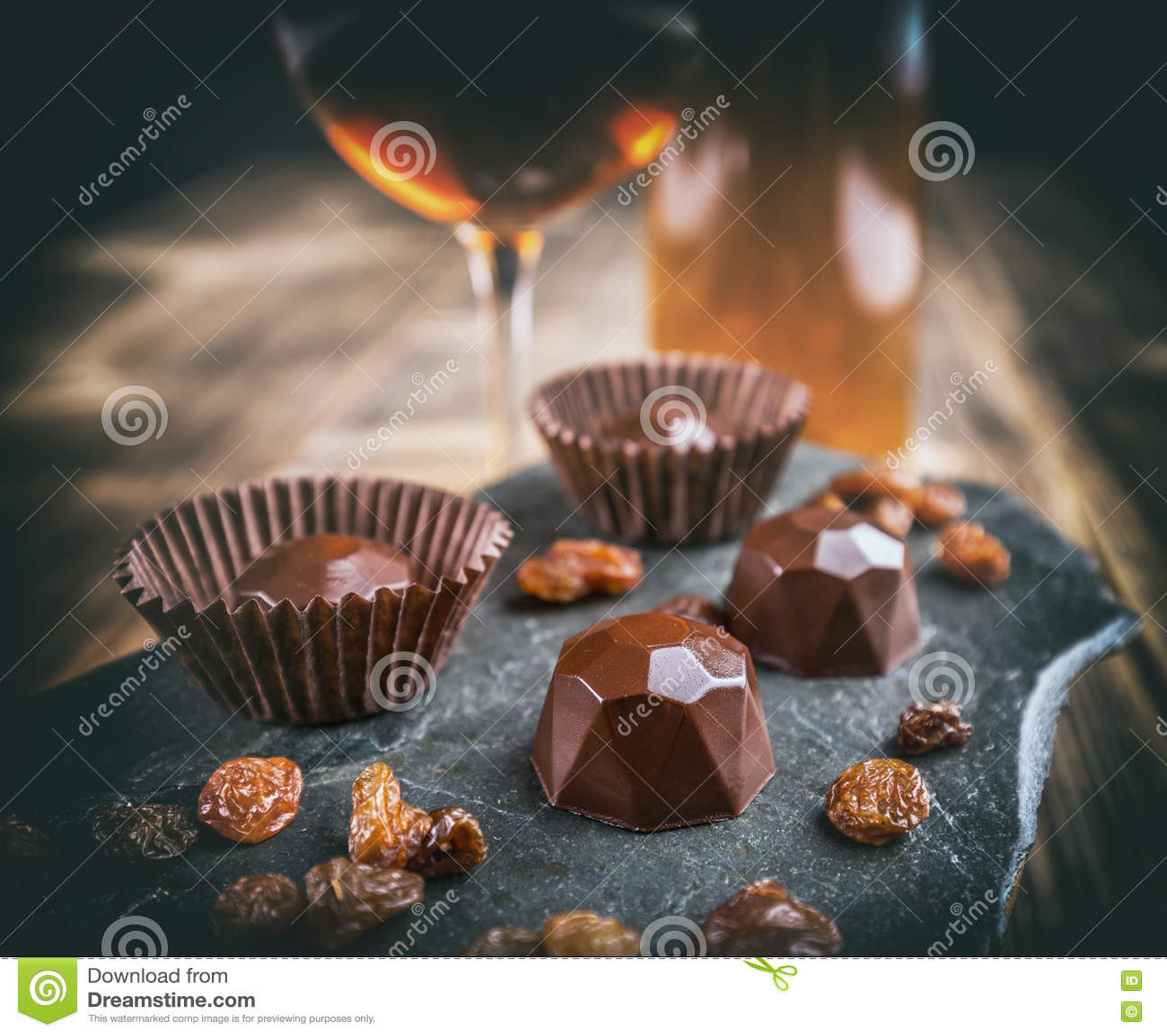 Chocoladepraline
