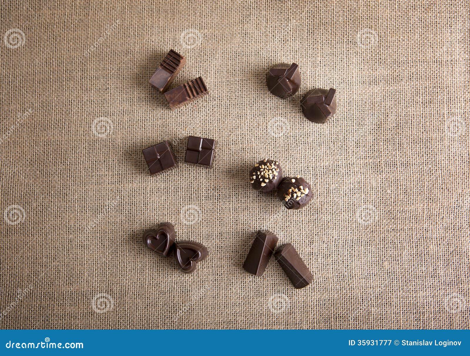 Chocoladesuikergoed