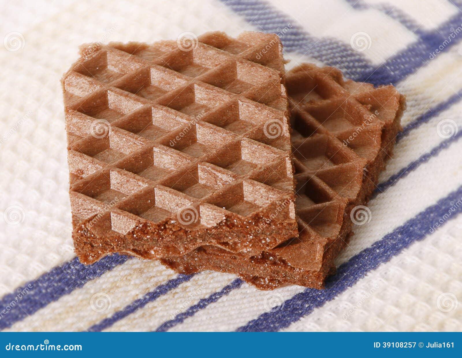 Chocoladewafel