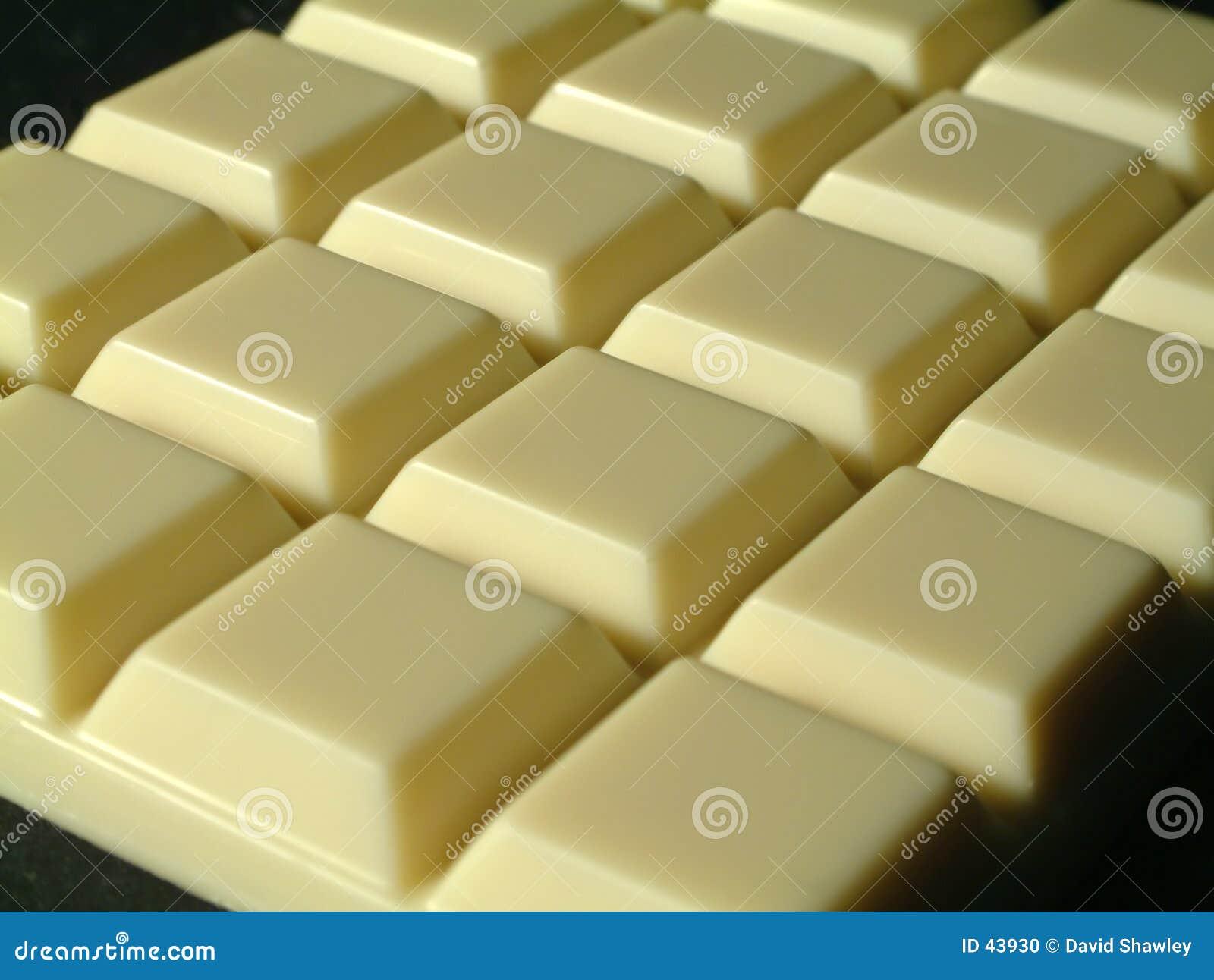 Download Chocolat blanco foto de archivo. Imagen de apego, lechoso - 43930