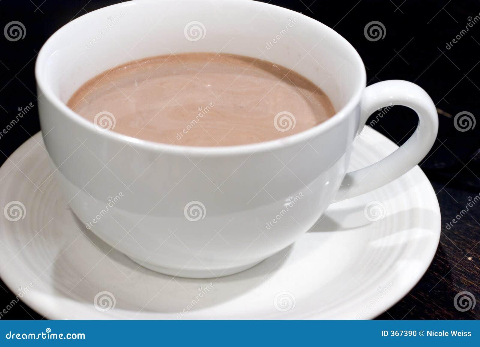 chocolat chaud photo stock image 367390. Black Bedroom Furniture Sets. Home Design Ideas
