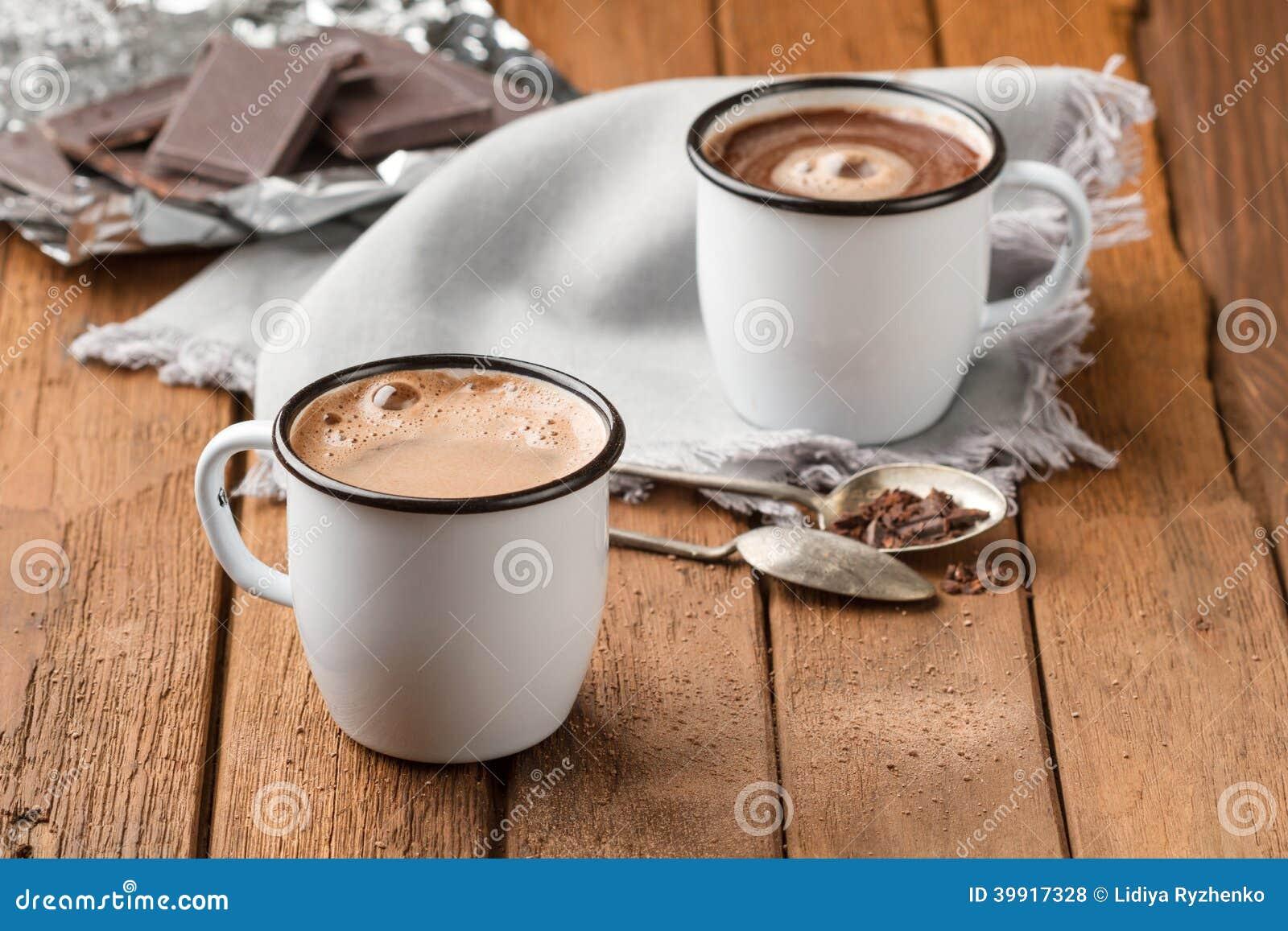 Hot Chocolate On Sore Thoar