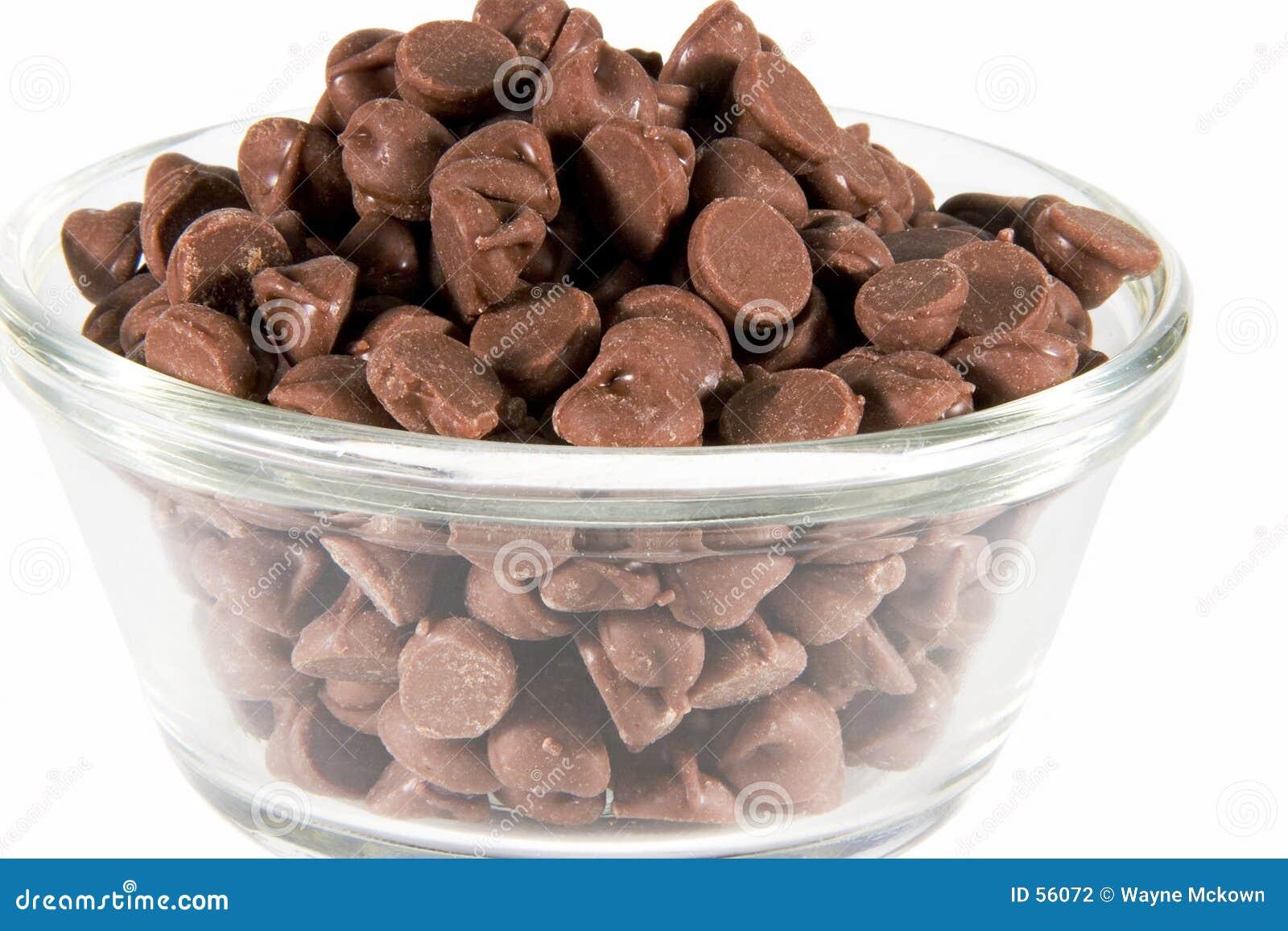 Download Chocolat du lait photo stock. Image du dessert, noisette - 56072