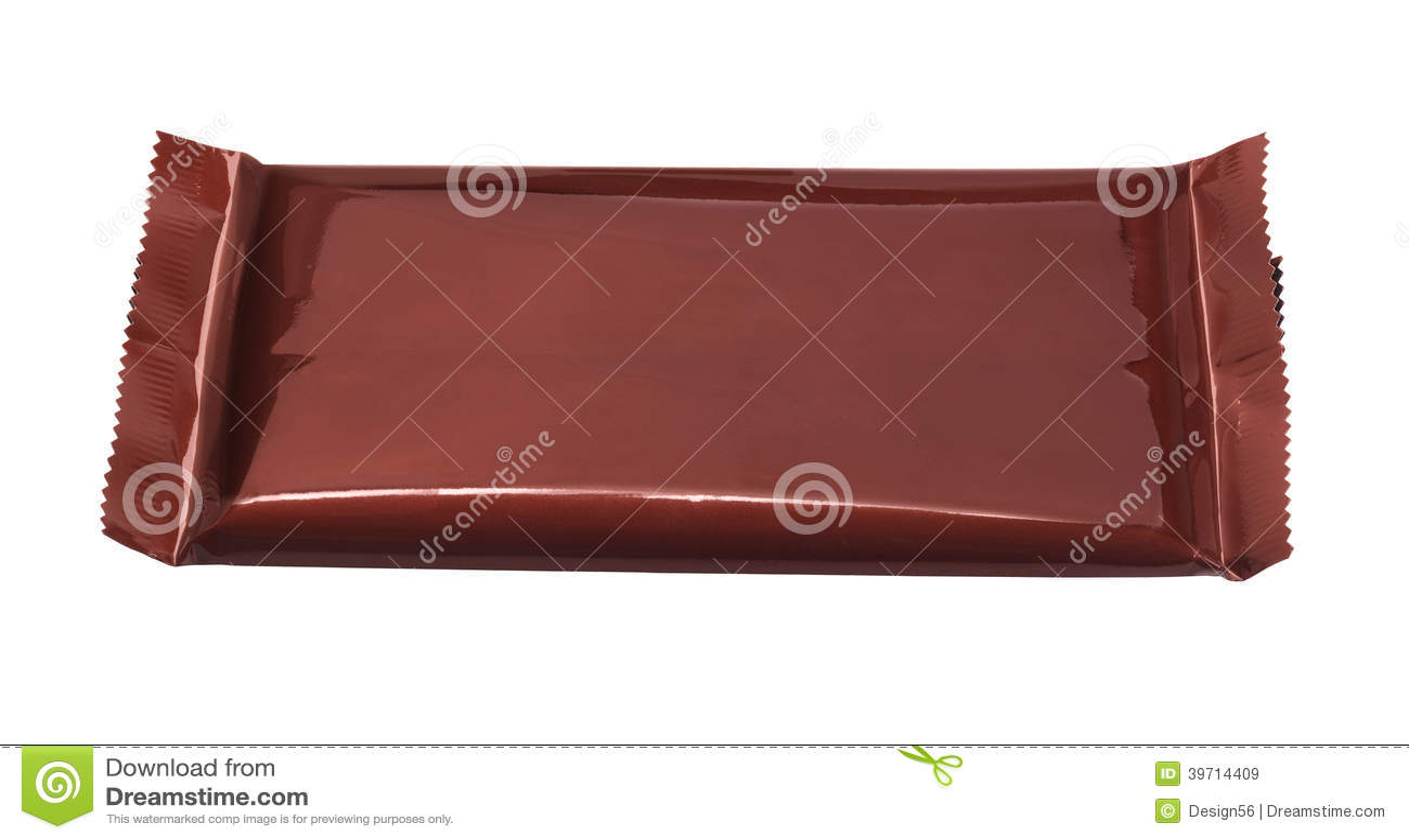 choclate wraper