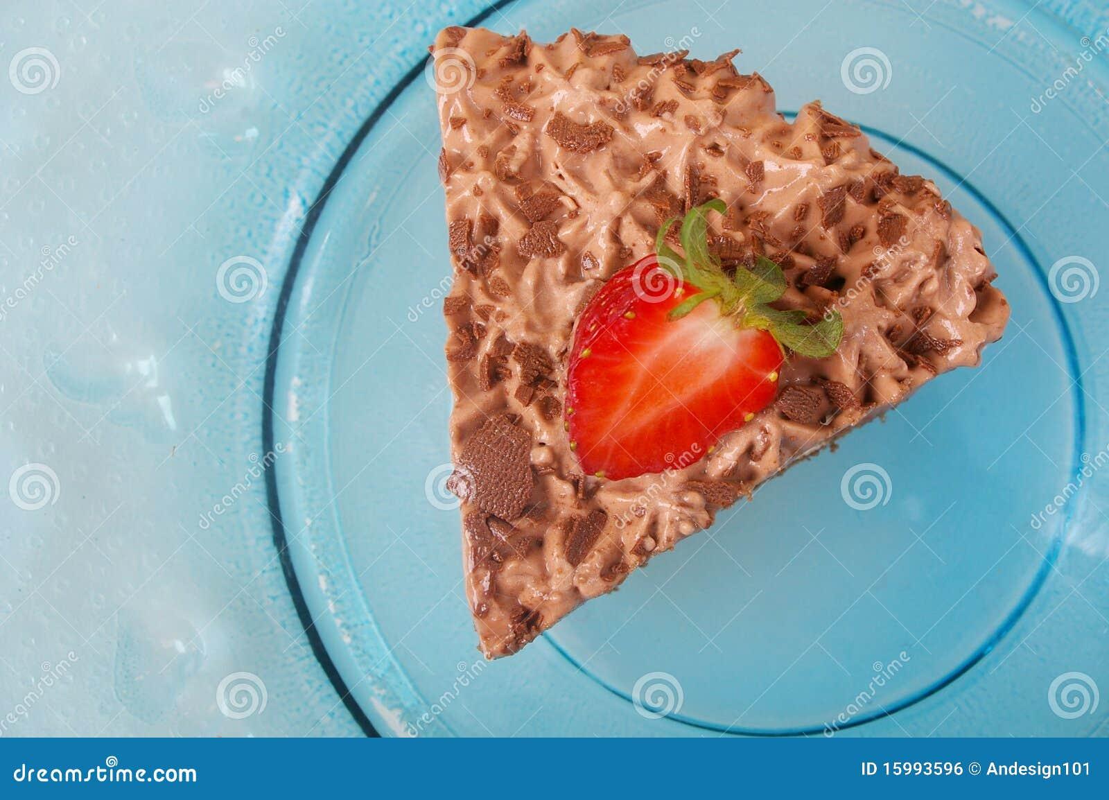 Bavarian Cherry Chocolate Cake