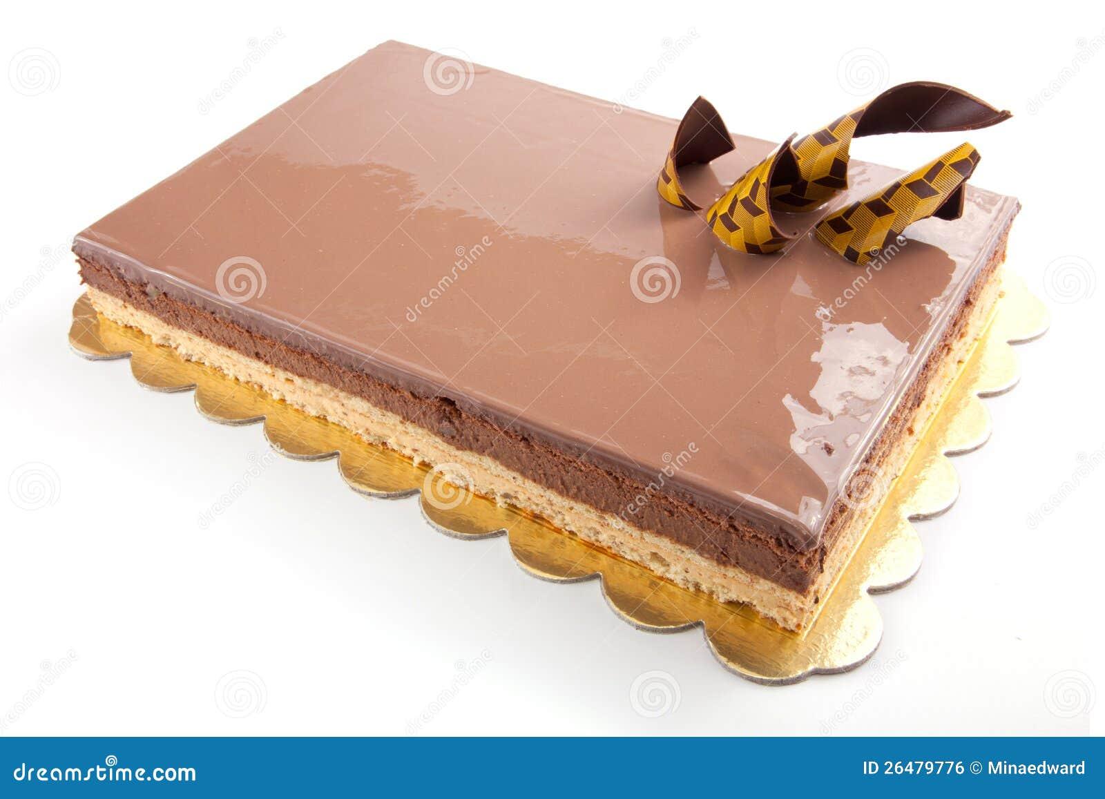 Chocolate Cack Royalty Free Stock Image Image 26479776