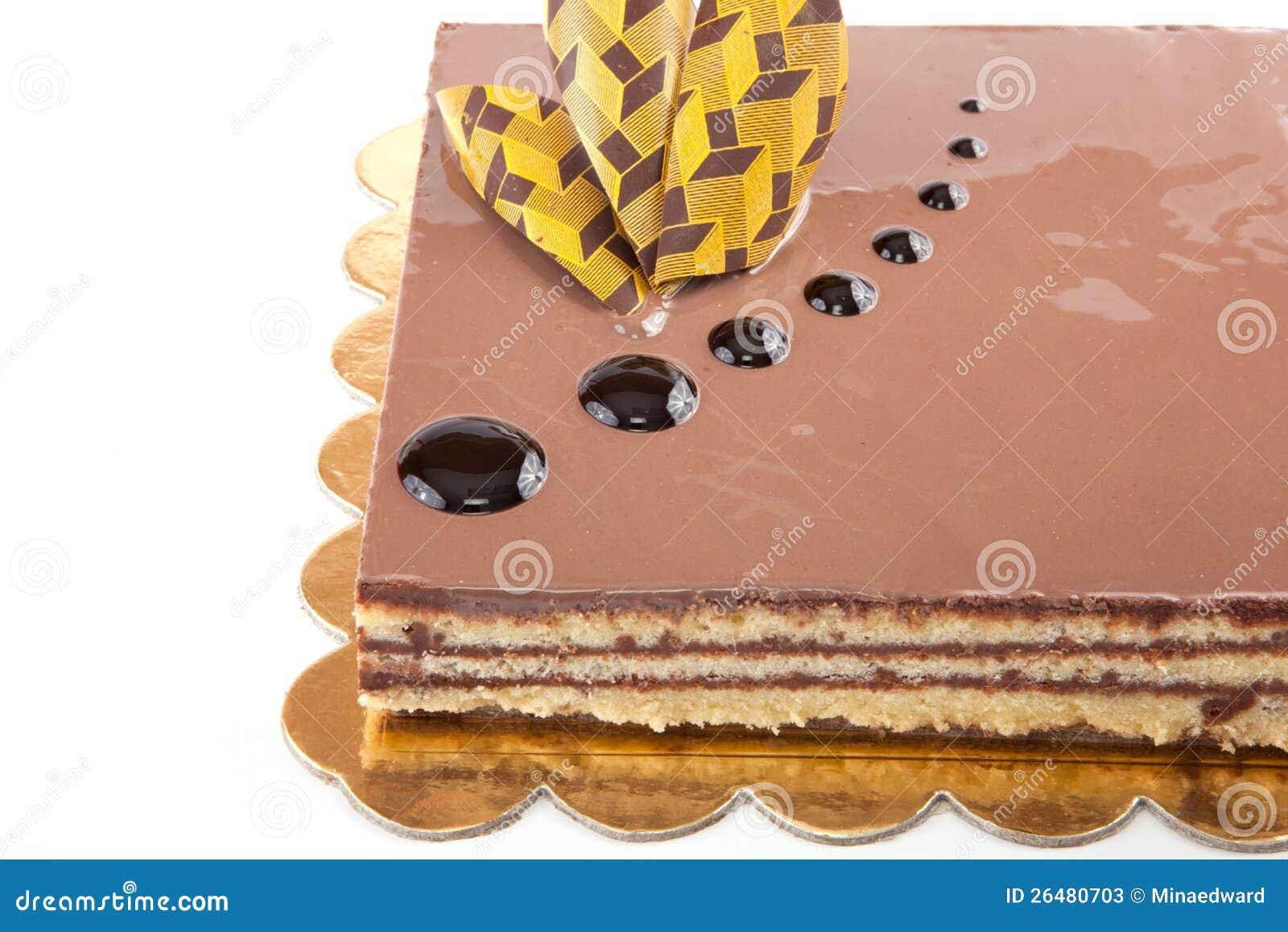 Chocolate Cack Stock Photos Image 26480703